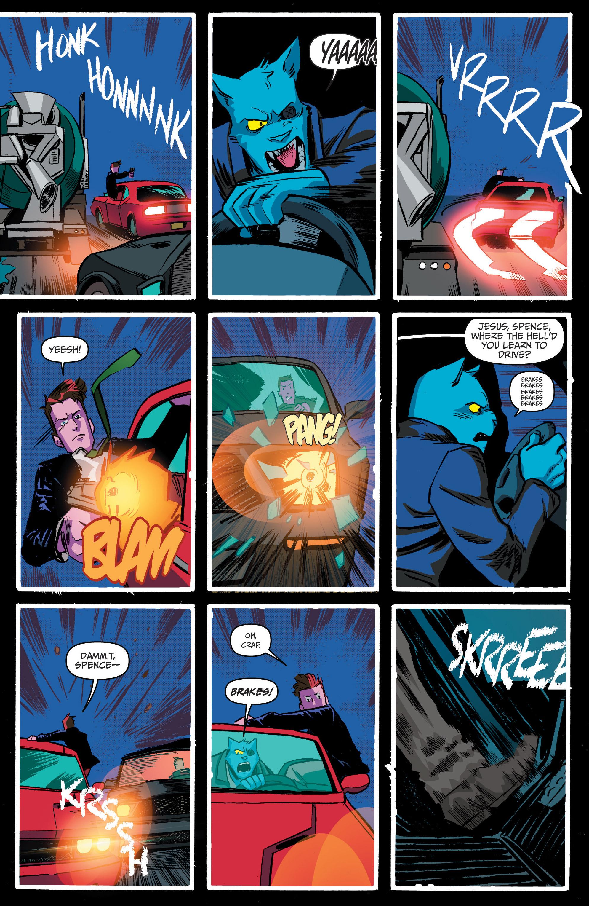 Read online Spencer & Locke comic -  Issue #2 - 19