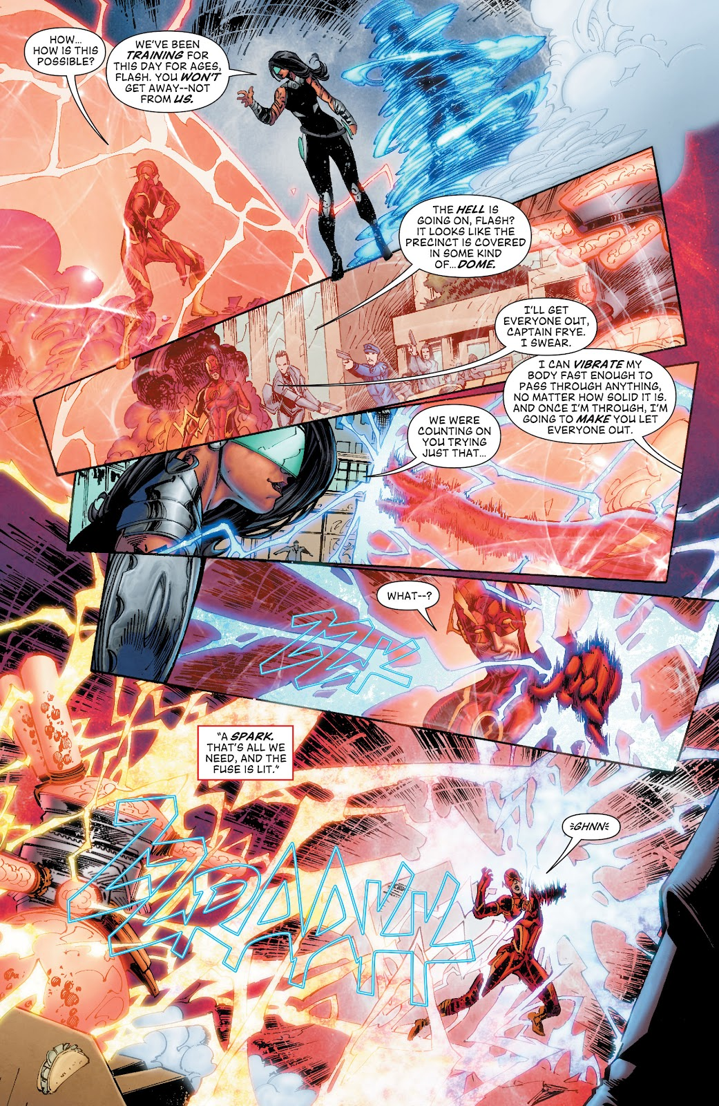 Read online The Flash (2011) comic -  Issue # _TPB 8 (Part 2) - 36