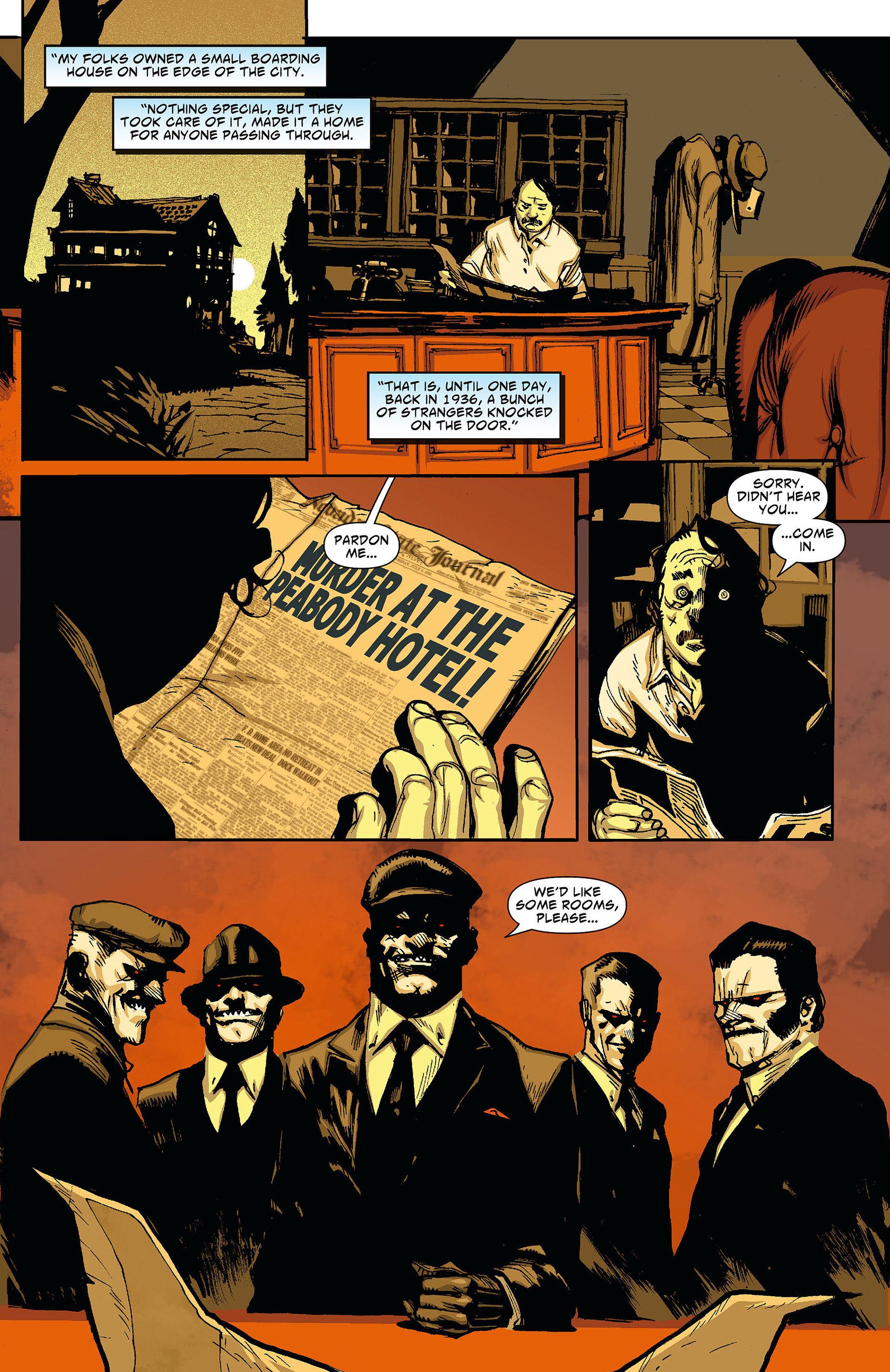 Read online American Vampire comic -  Issue #25 - 7