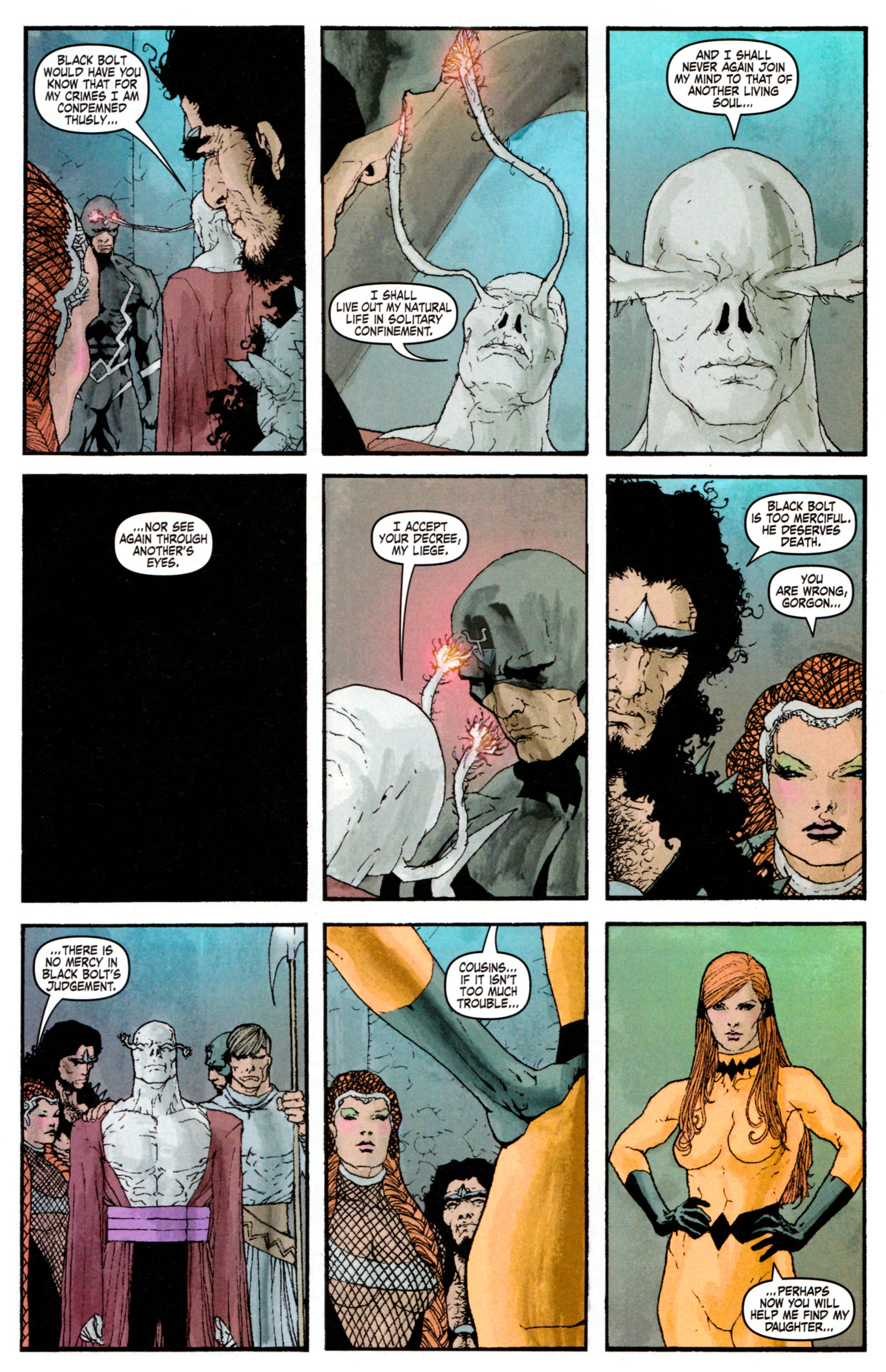 Read online Son of M comic -  Issue #5 - 15