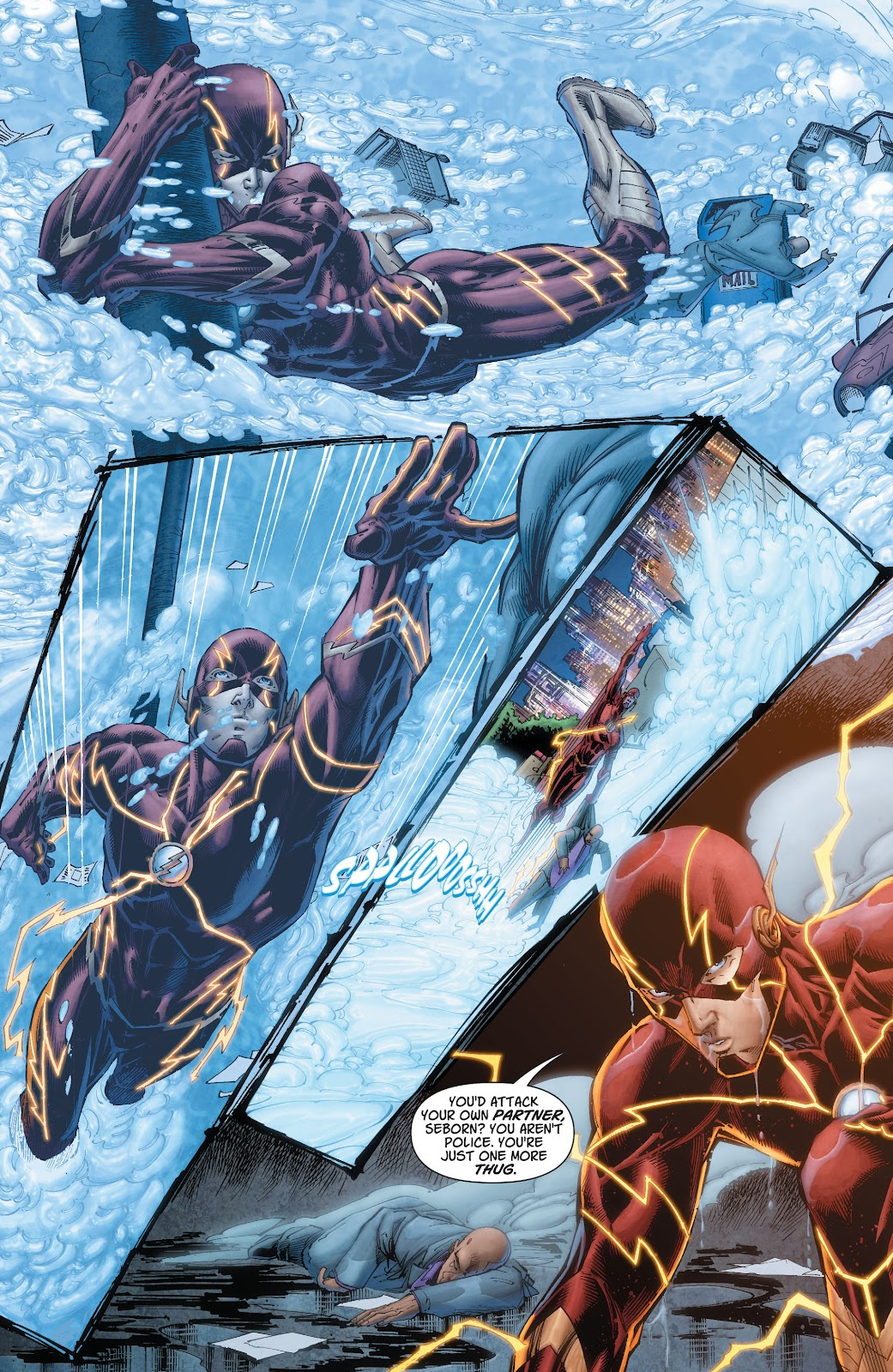 Read online The Flash (2011) comic -  Issue # _TPB 6 (Part 2) - 23