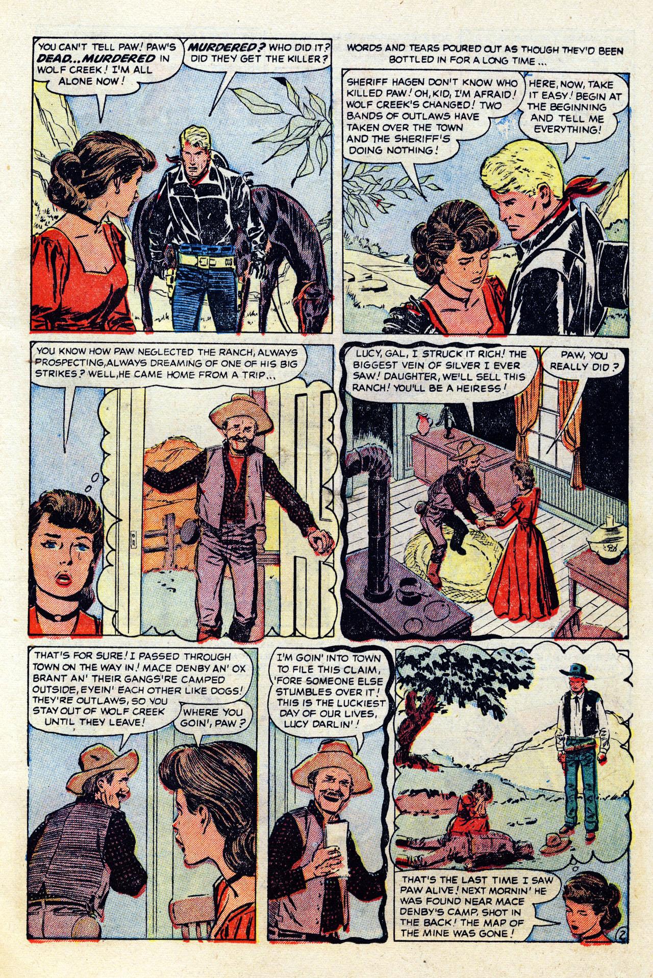 Read online Two-Gun Kid comic -  Issue #12 - 12
