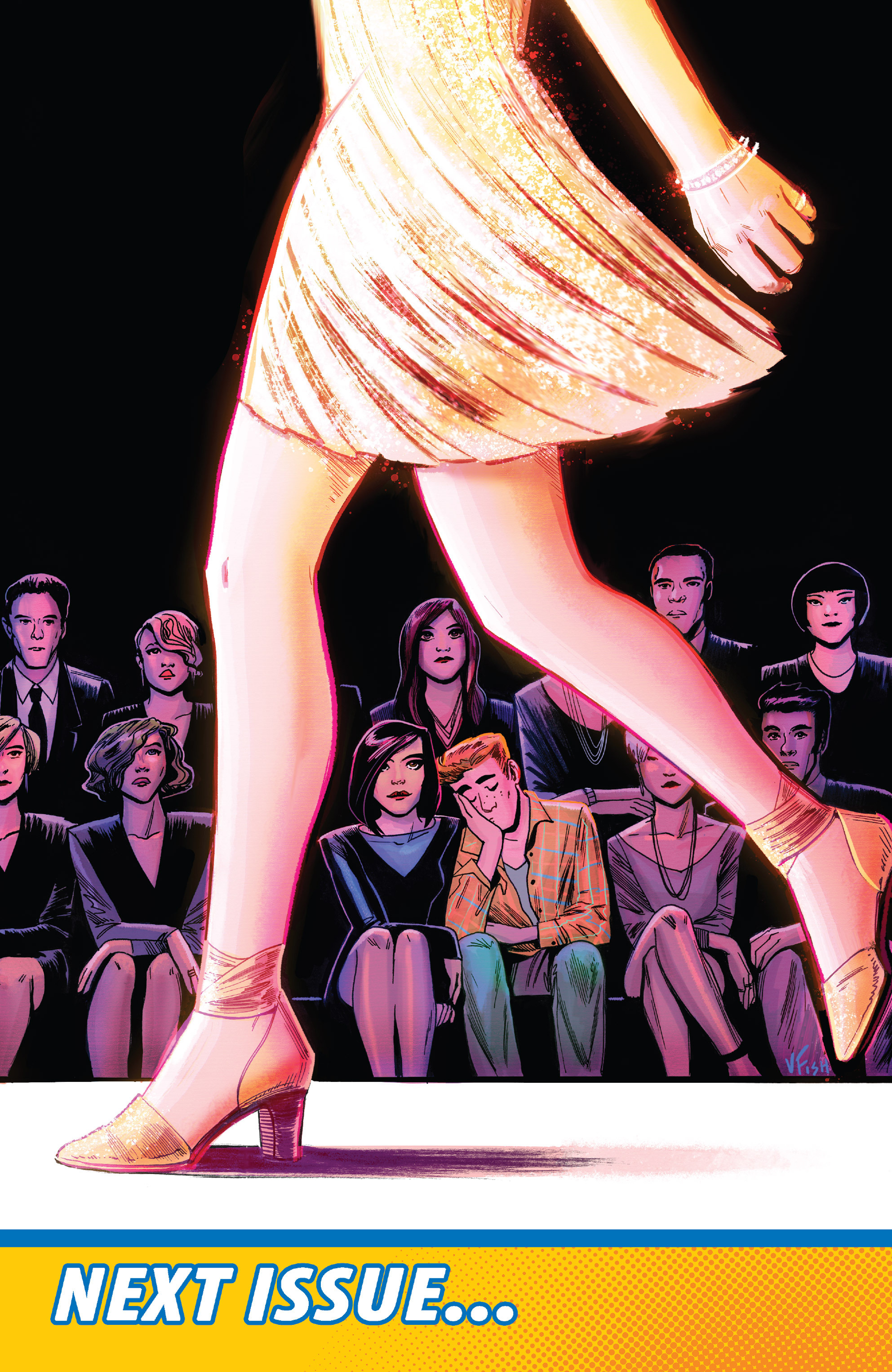 Read online Archie (2015) comic -  Issue #8 - 33