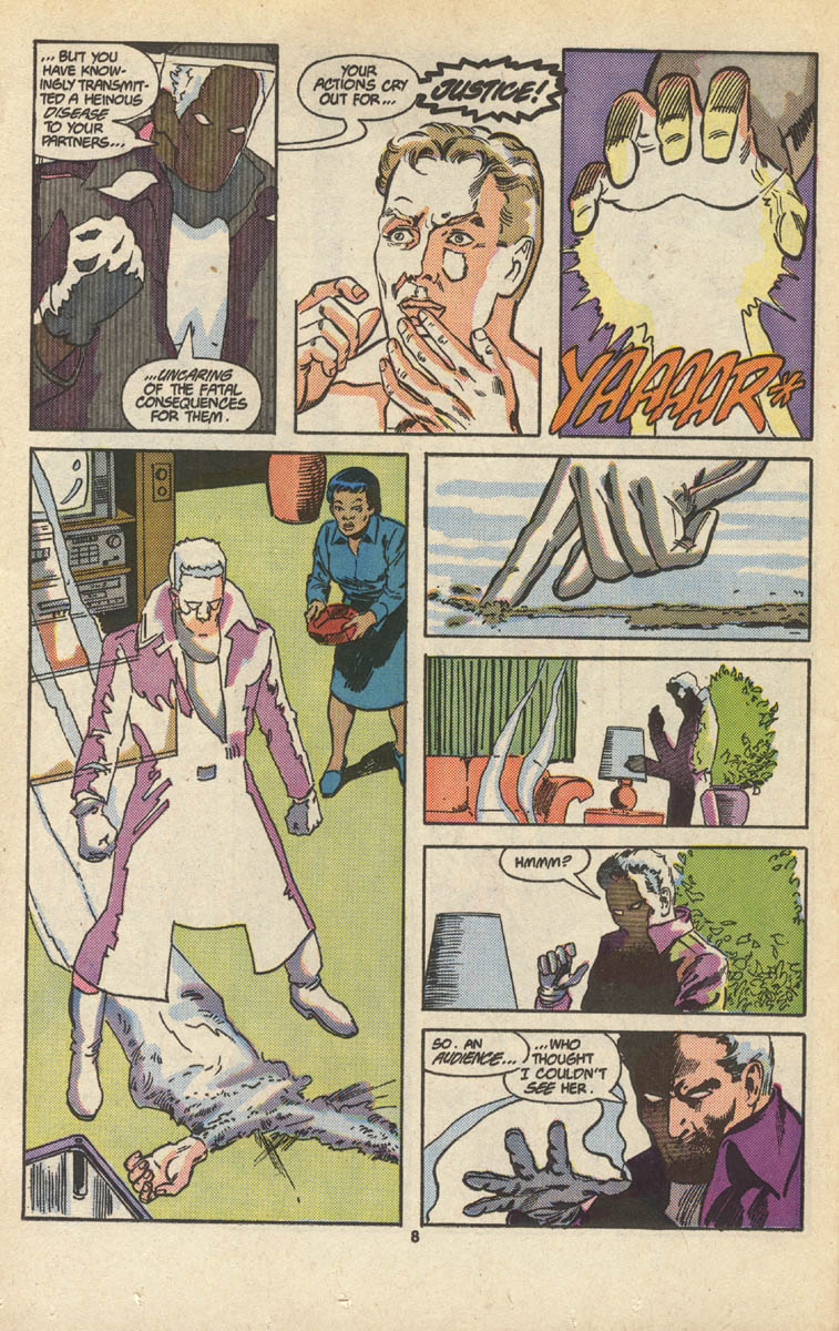 Read online Justice (1986) comic -  Issue #16 - 9