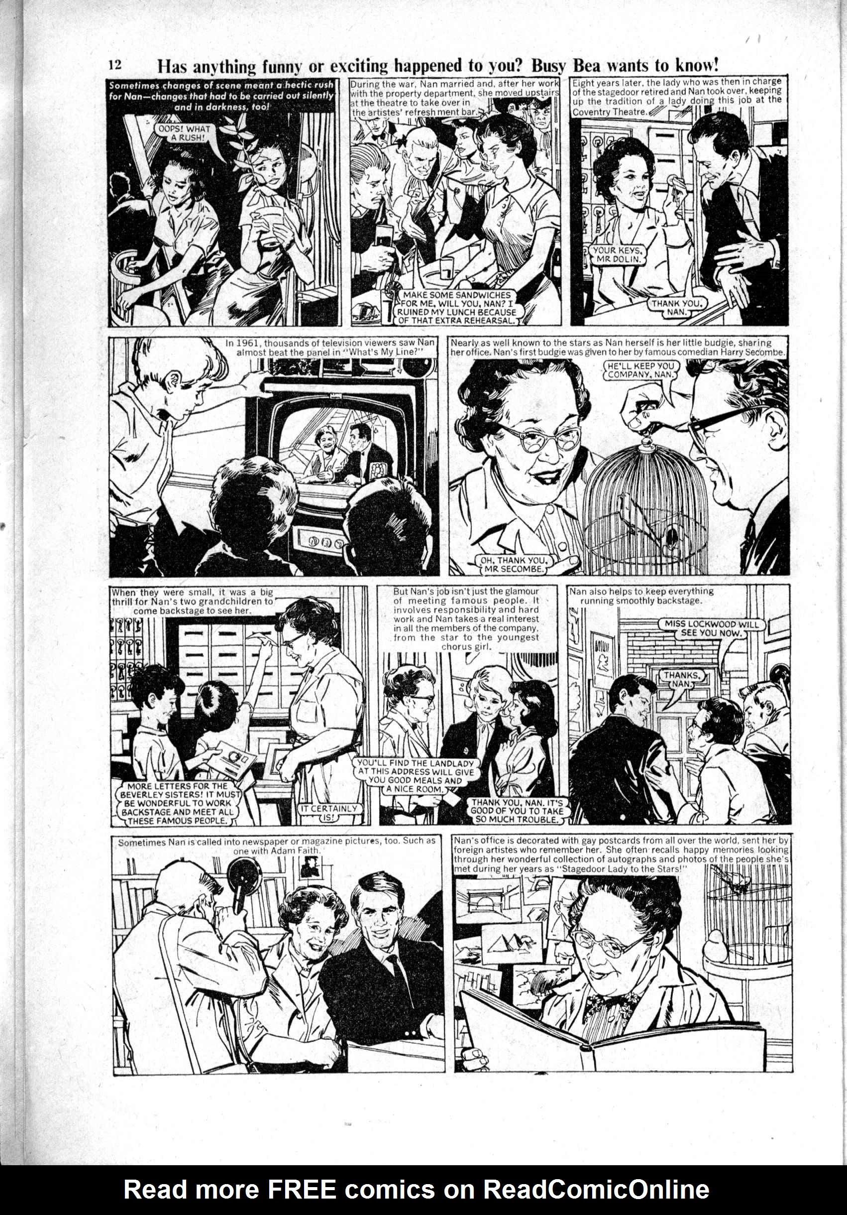 Read online Judy comic -  Issue #233 - 12