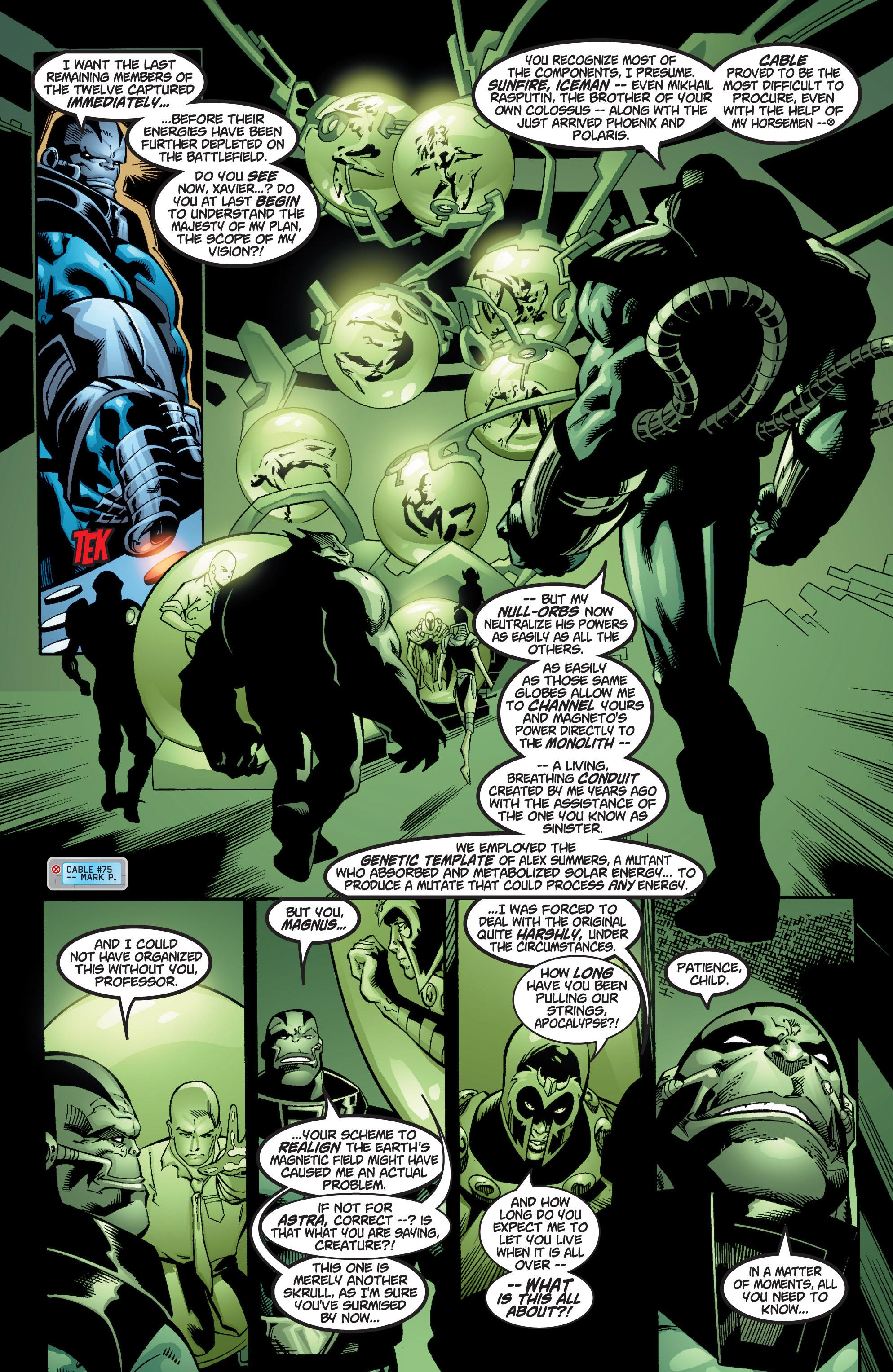 Read online Uncanny X-Men (1963) comic -  Issue #377 - 14