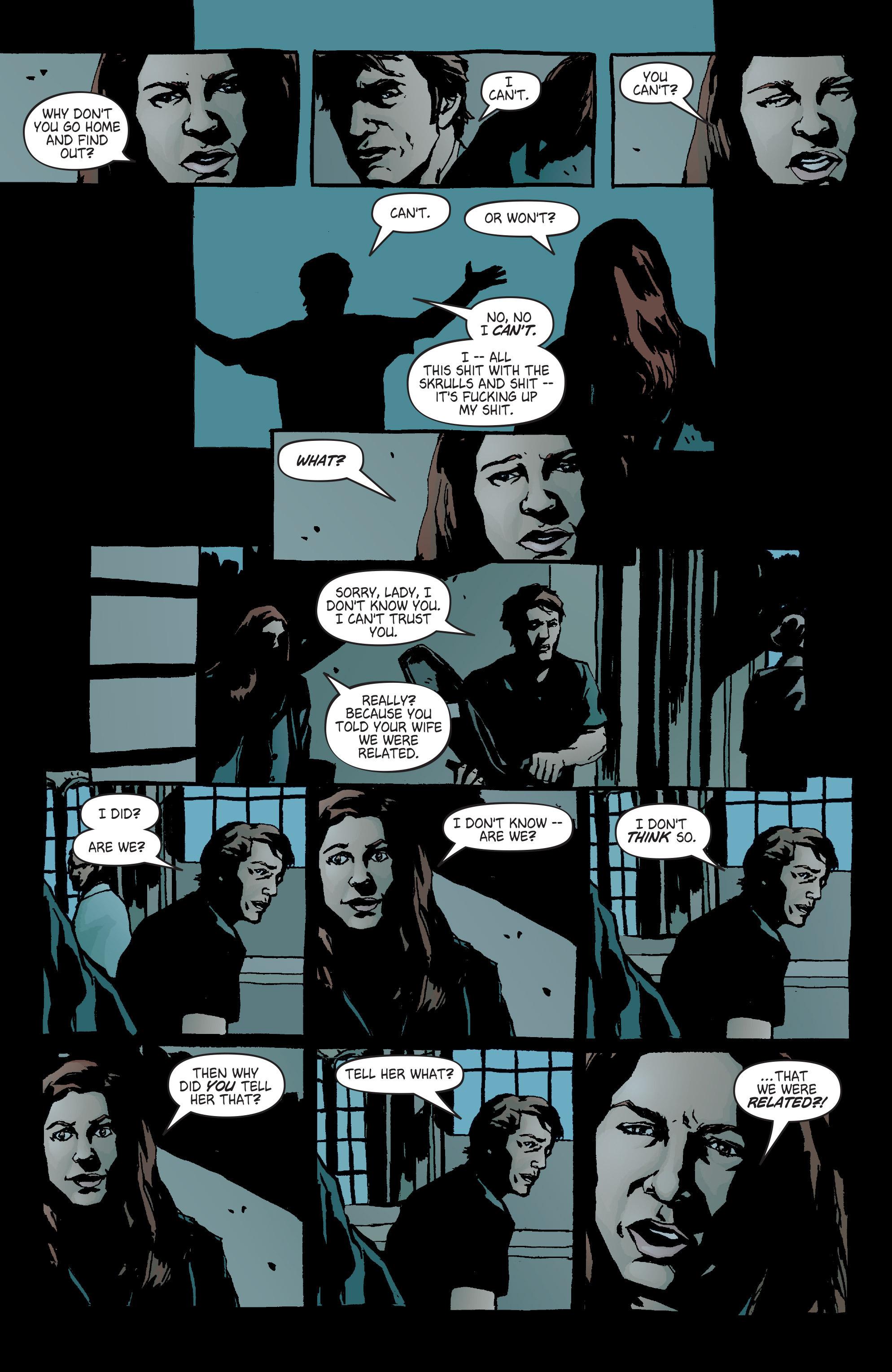Read online Alias comic -  Issue #8 - 6