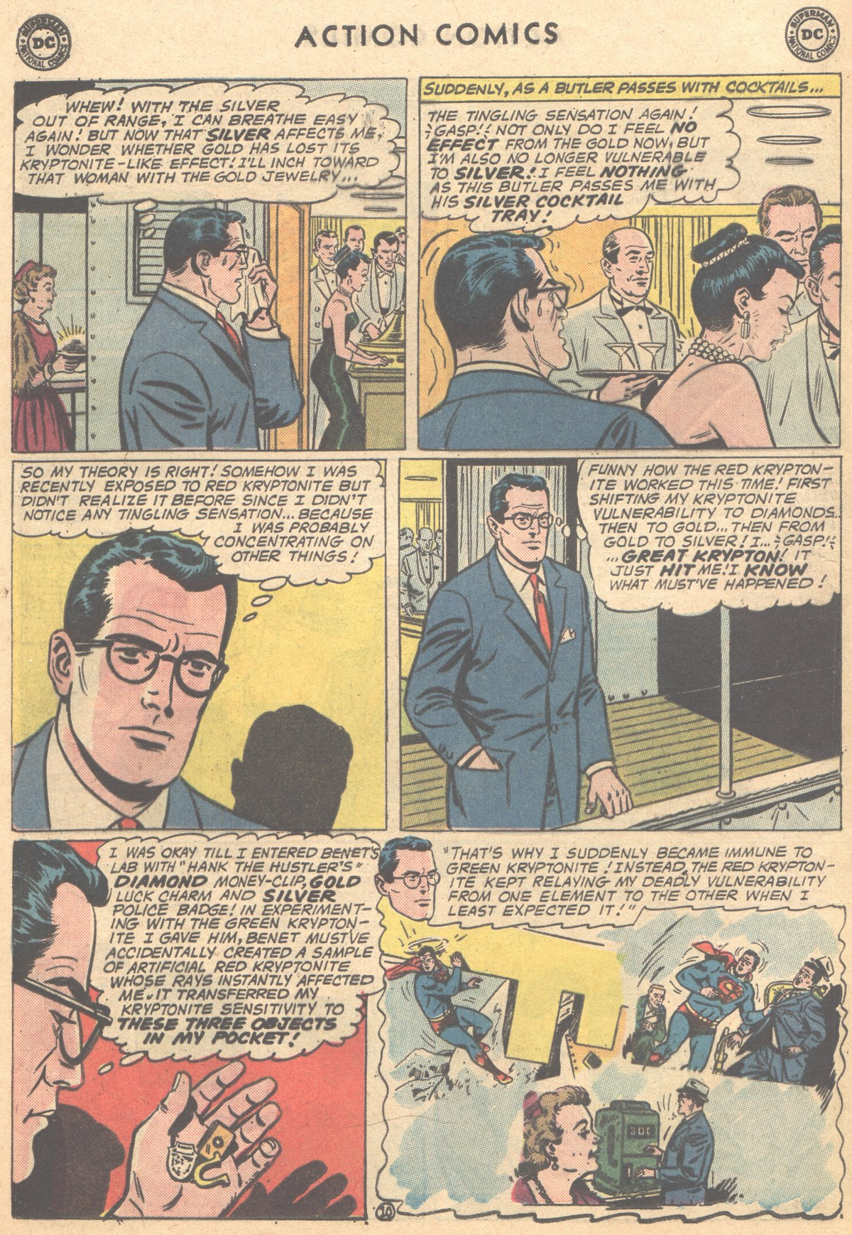 Read online Action Comics (1938) comic -  Issue #291 - 12