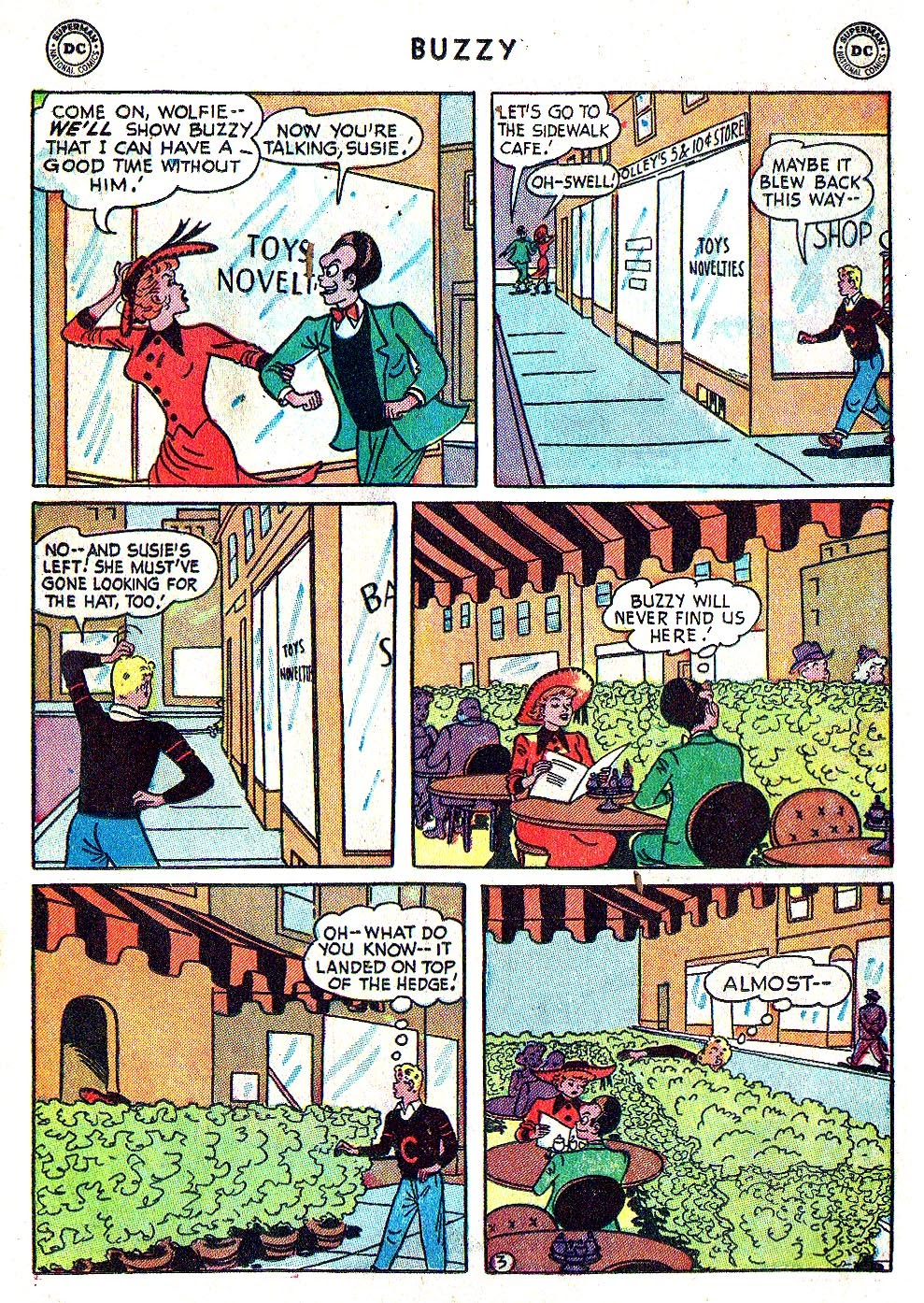 Buzzy issue 44 - Page 15