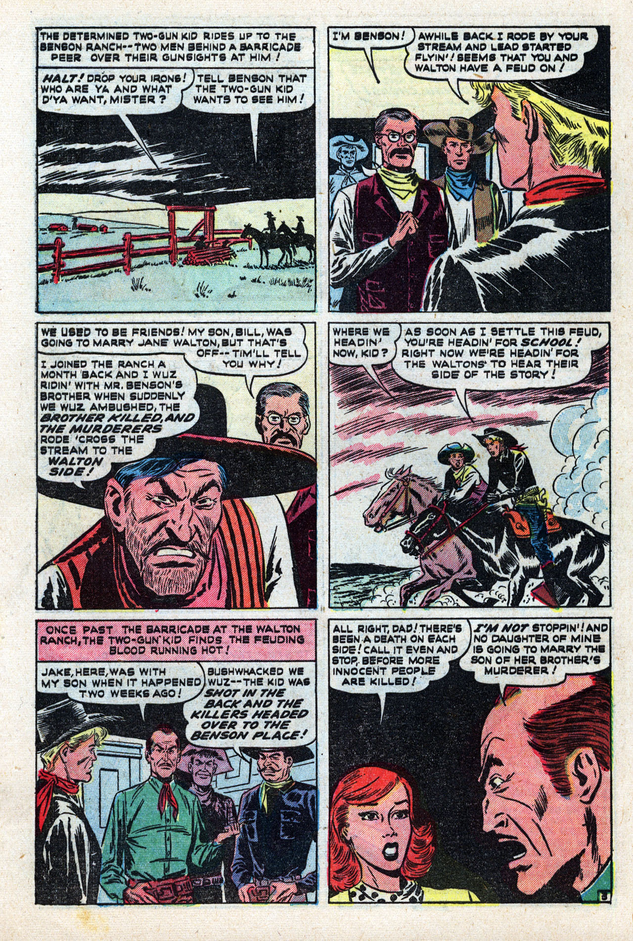 Read online Two-Gun Kid comic -  Issue #10 - 42