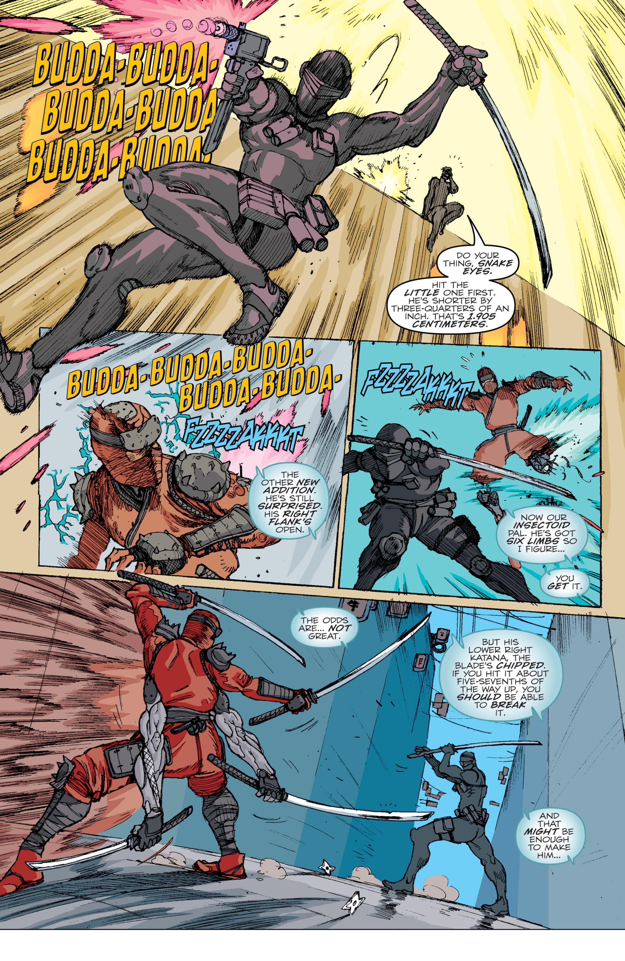 Read online G.I. Joe: A Real American Hero comic -  Issue #240 - 30