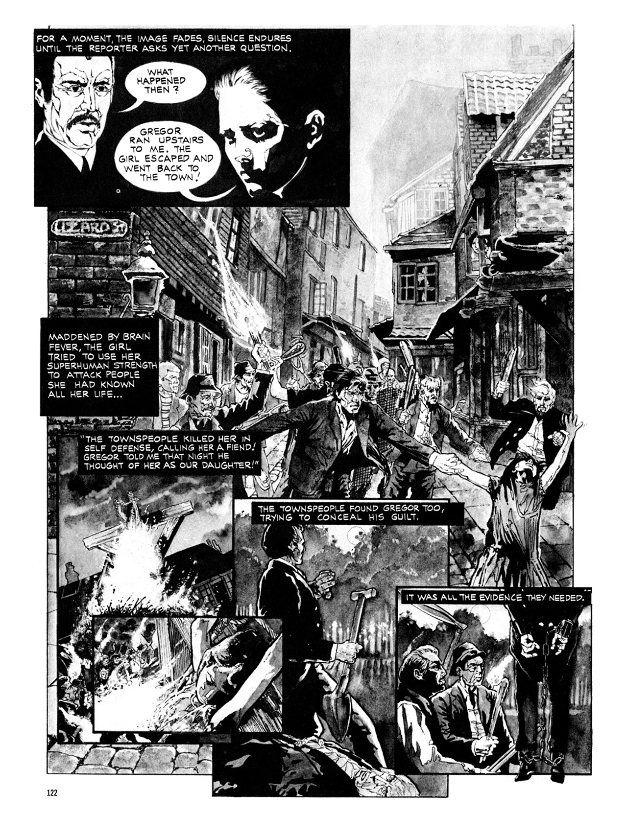 Read online Eerie Archives comic -  Issue # TPB 10 - 123