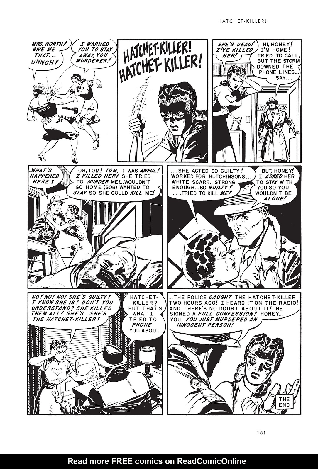 Read online Voodoo Vengeance and Other Stories comic -  Issue # TPB (Part 2) - 99