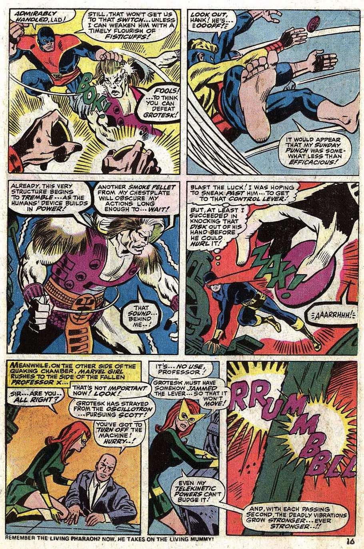 Uncanny X-Men (1963) 90 Page 17