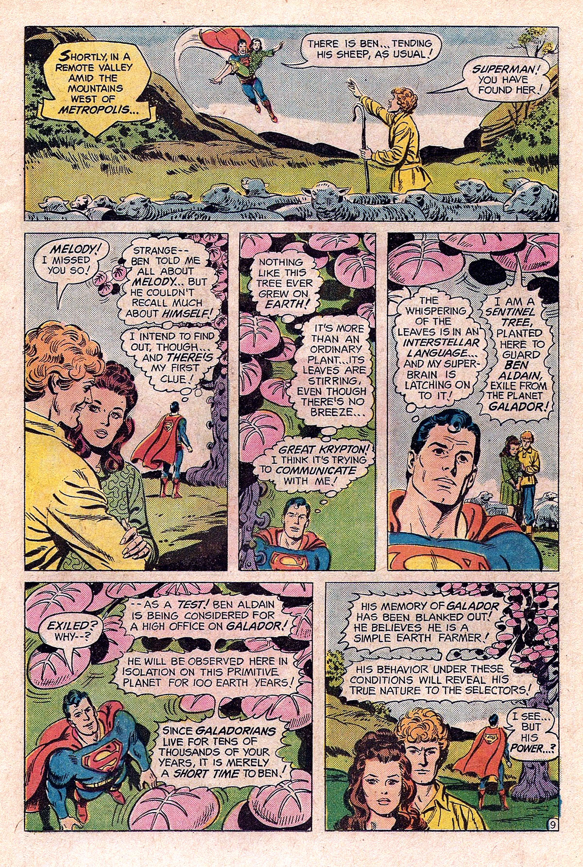 Read online Action Comics (1938) comic -  Issue #451 - 15