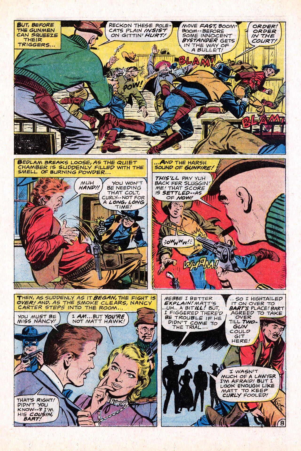 Read online Two-Gun Kid comic -  Issue #98 - 13