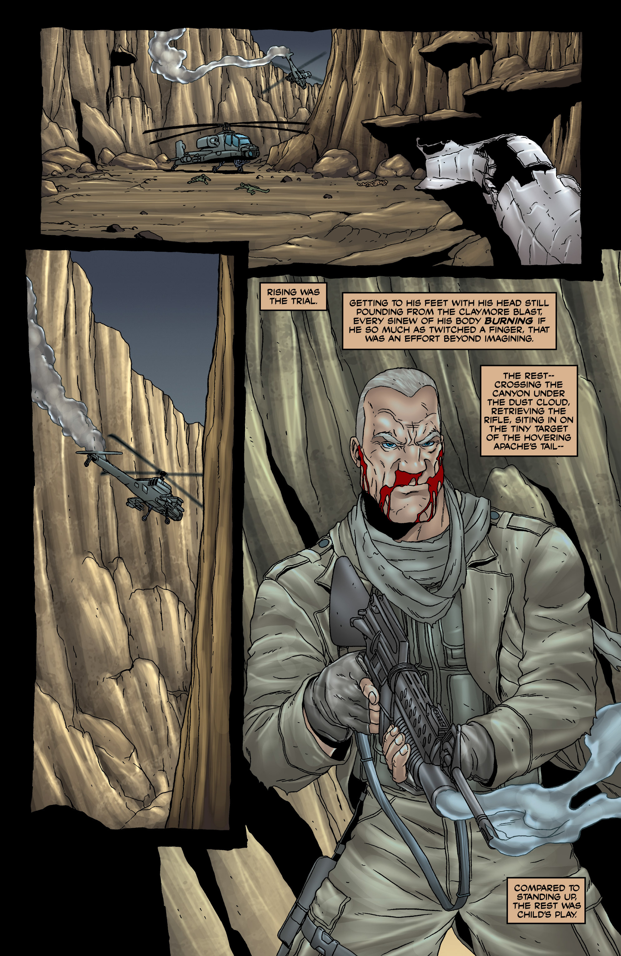 Read online 303 comic -  Issue #3 - 7