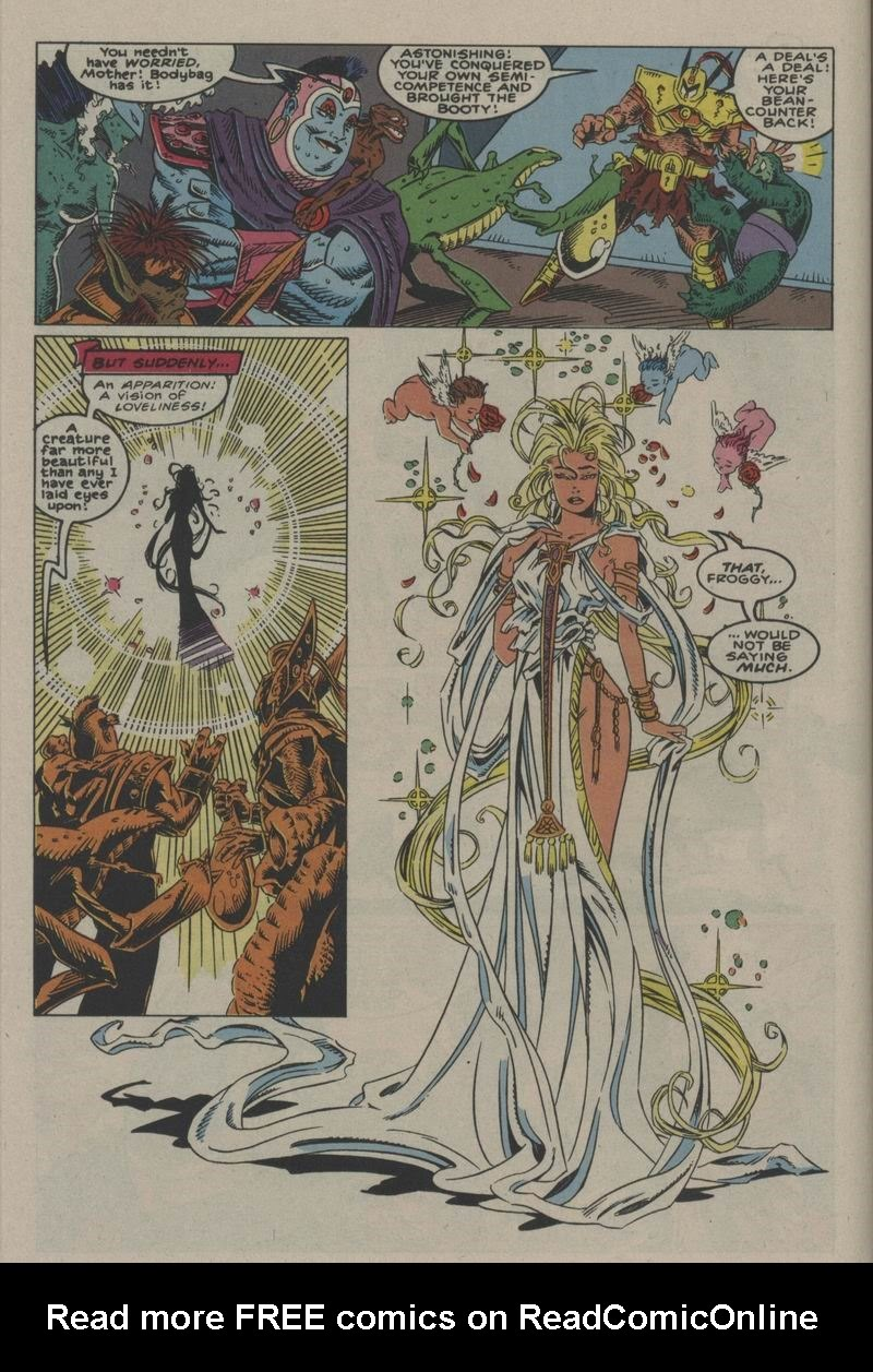 Excalibur (1988) issue Annual 1 - Page 50
