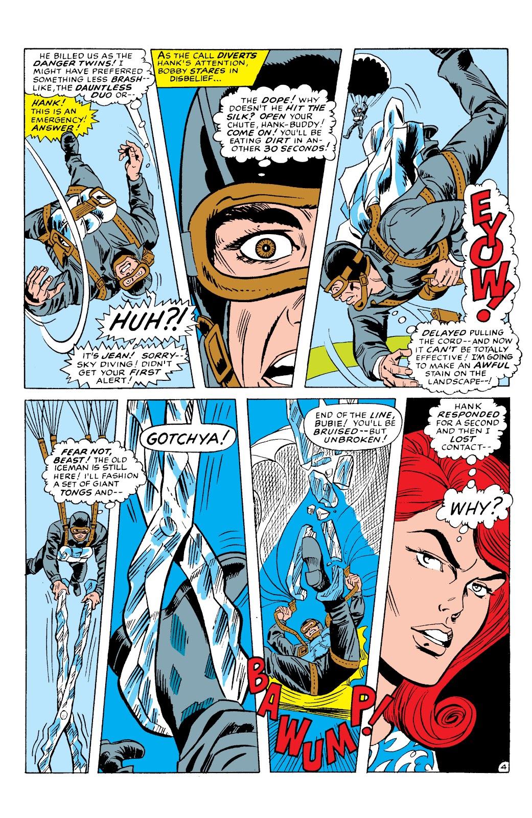 Uncanny X-Men (1963) issue 49 - Page 5