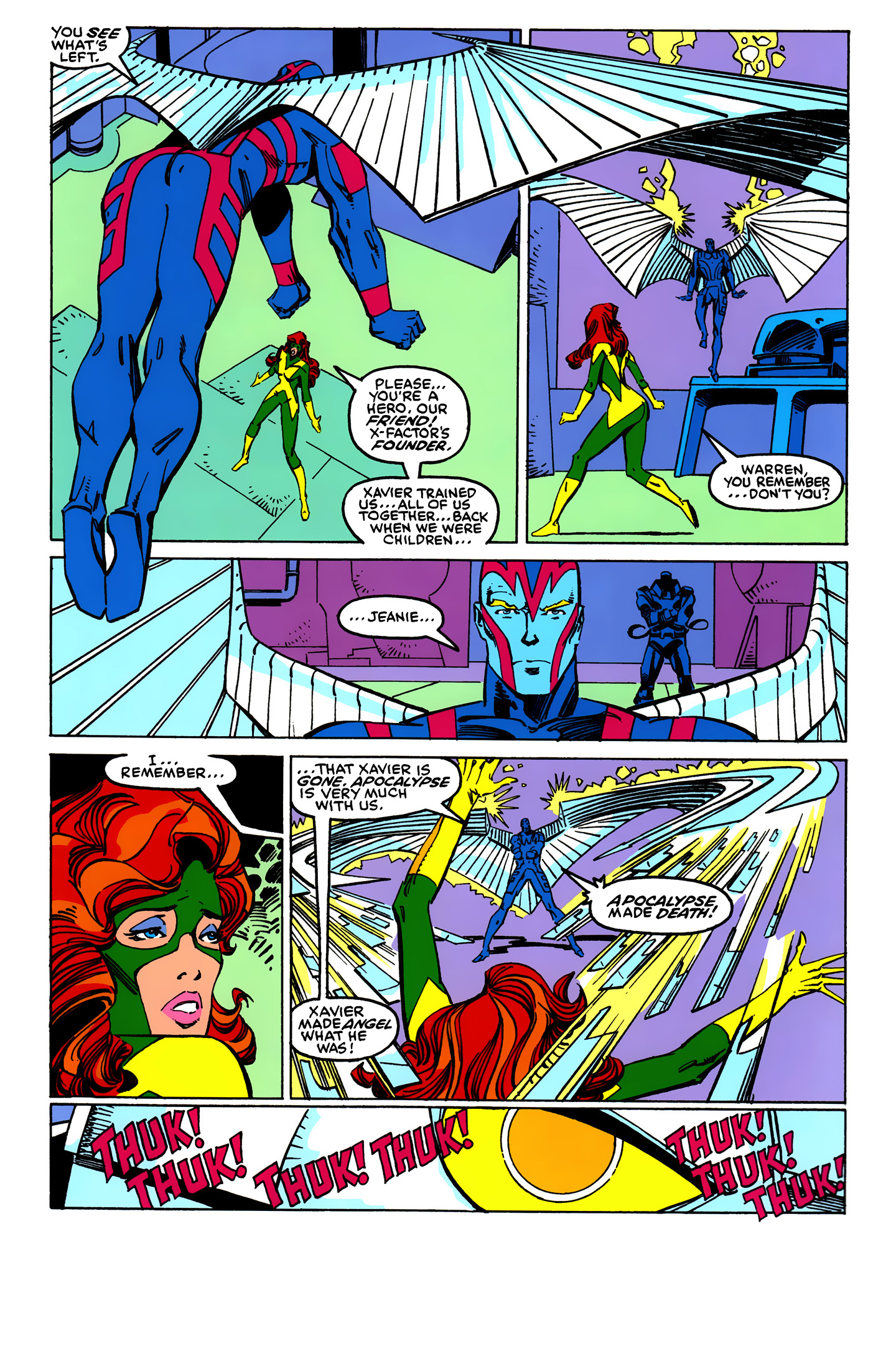 Read online X-Factor (1986) comic -  Issue #24 - 20