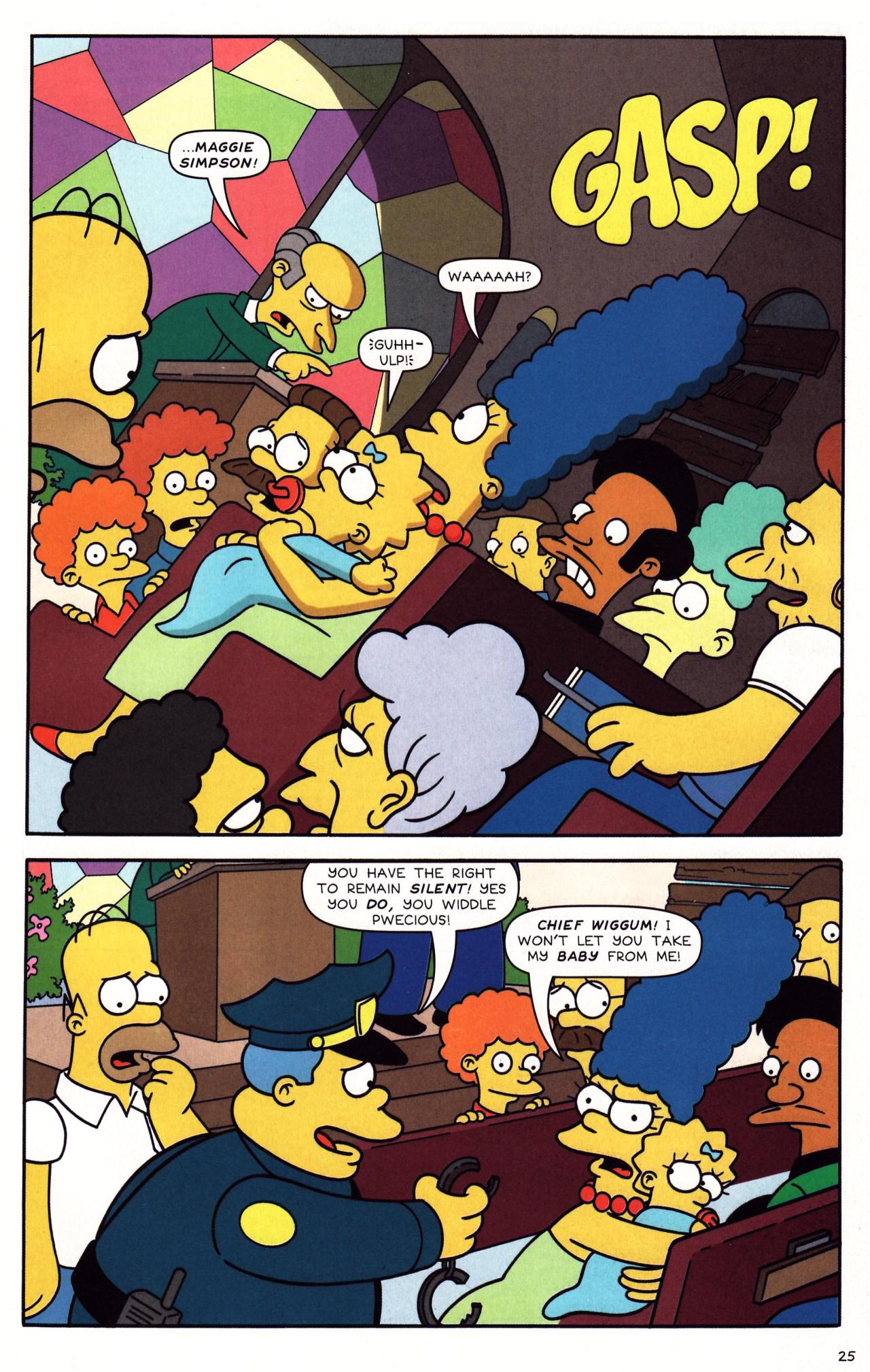 Read online Simpsons Comics Presents Bart Simpson comic -  Issue #39 - 21
