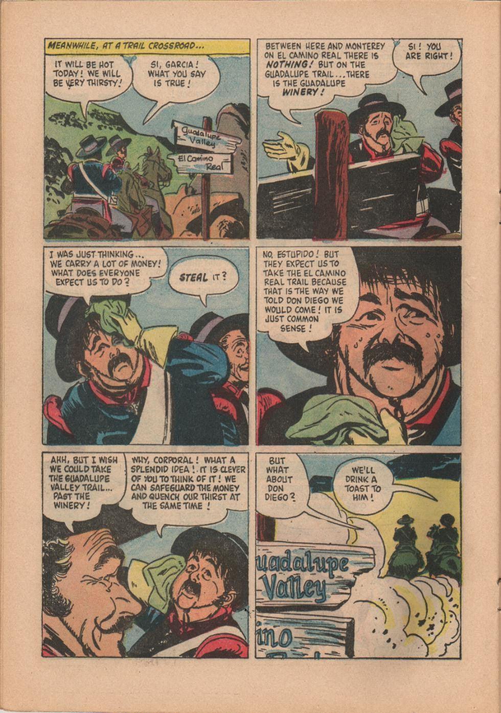 Zorro (1966) issue 5 - Page 20