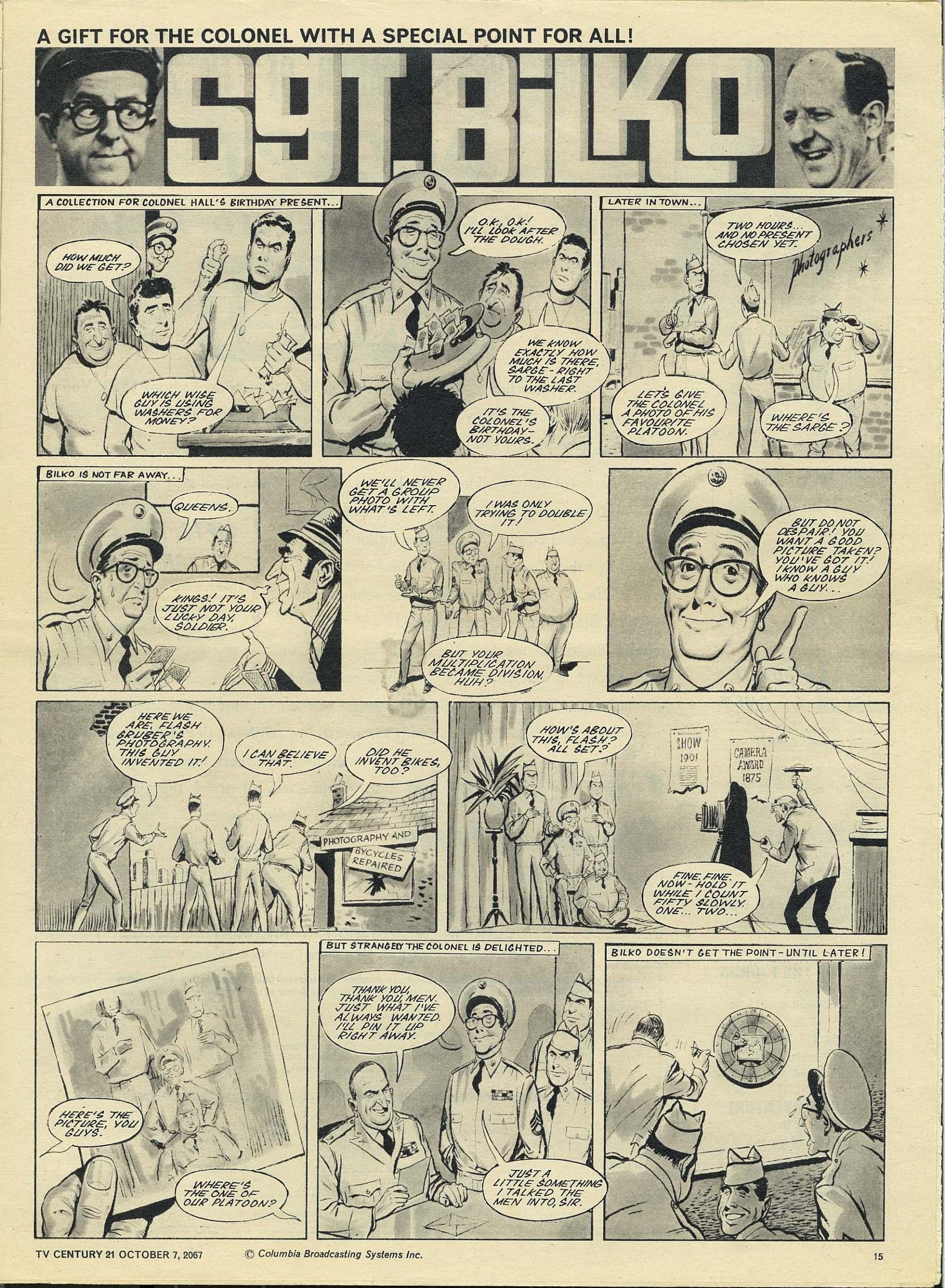 Read online TV Century 21 (TV 21) comic -  Issue #142 - 14