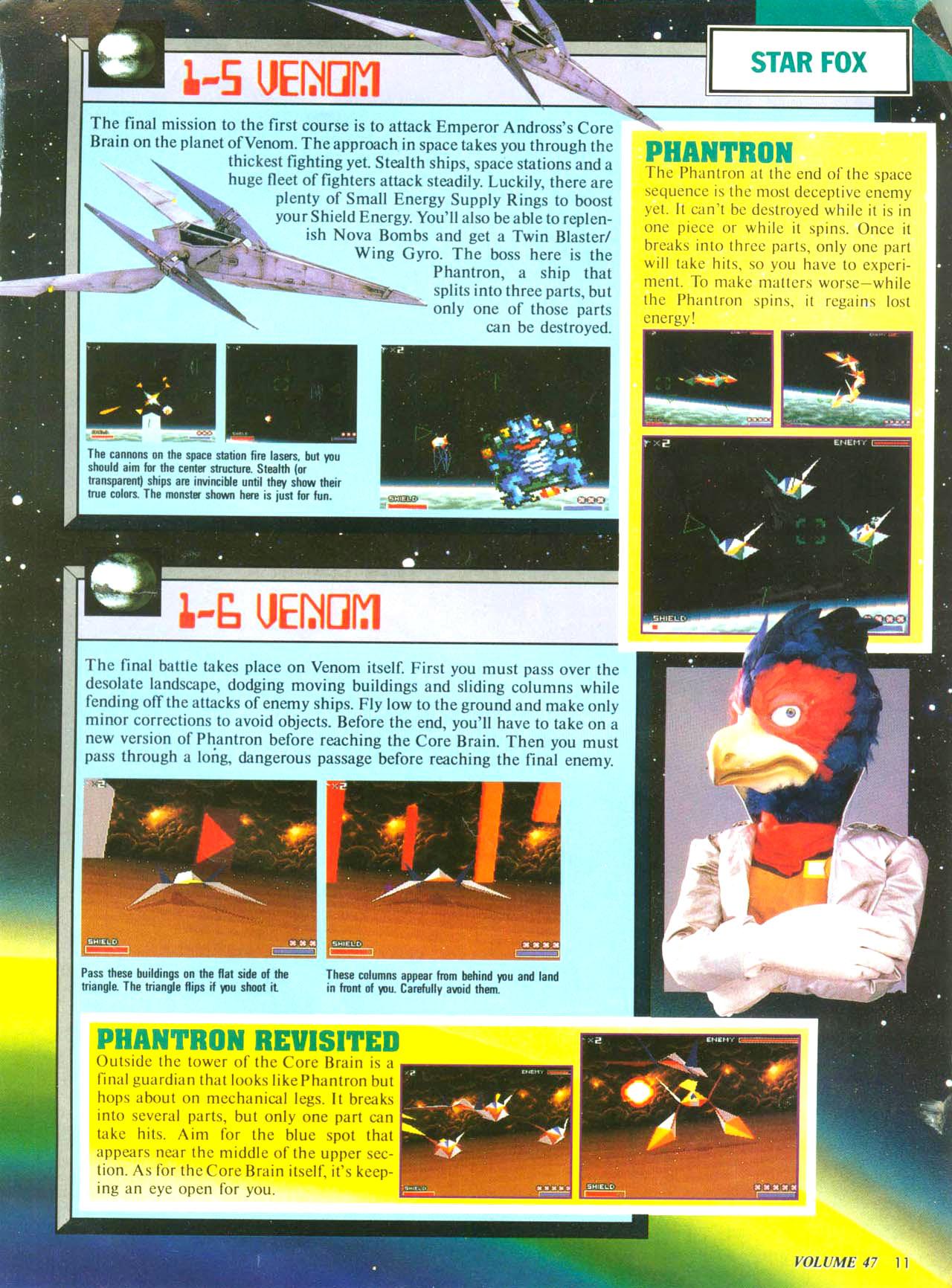 Read Online Nintendo Power Comic Issue 47