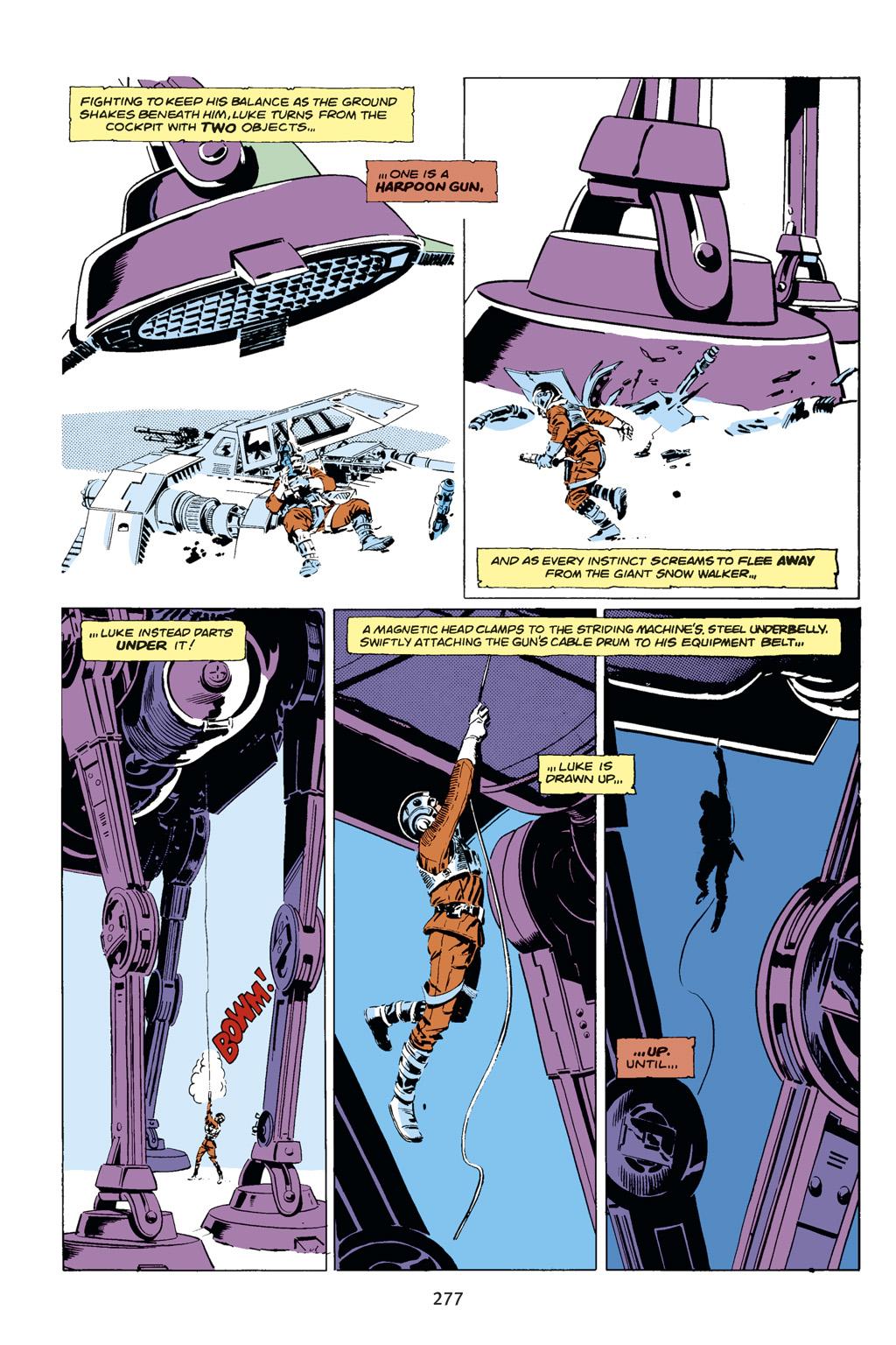 Read online Star Wars Omnibus comic -  Issue # Vol. 14 - 275