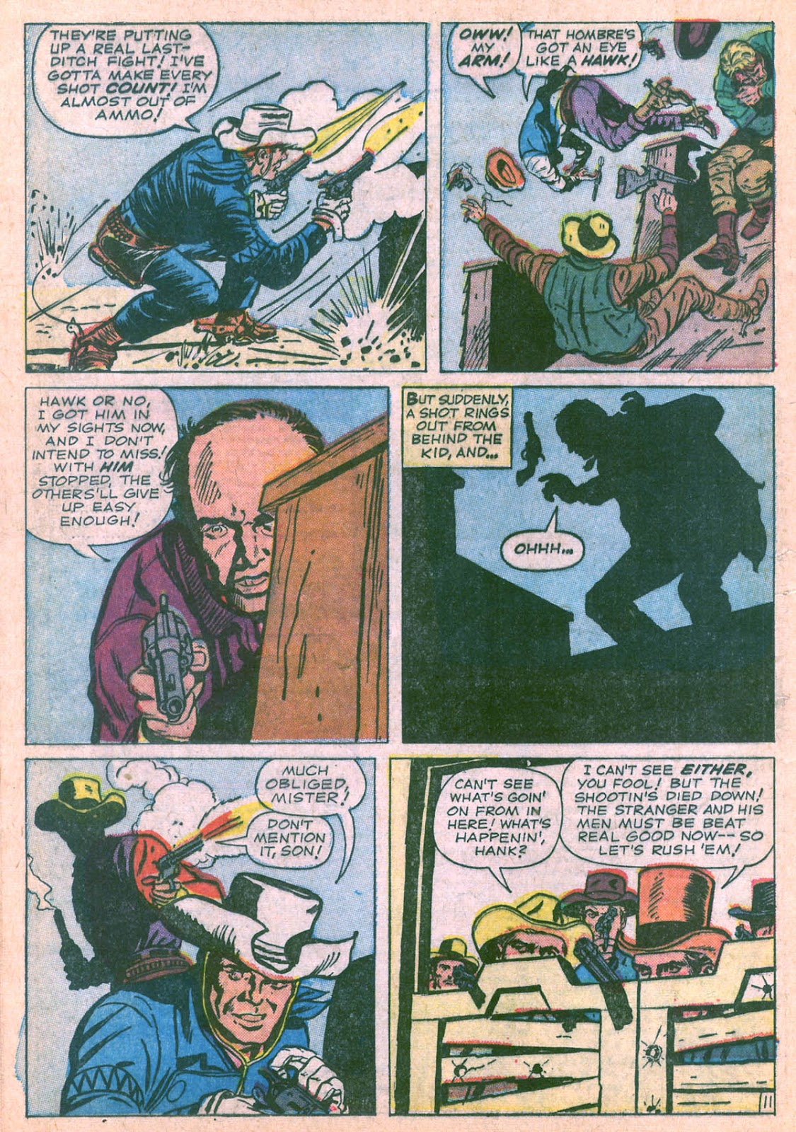 The Rawhide Kid (1955) issue 36 - Page 16
