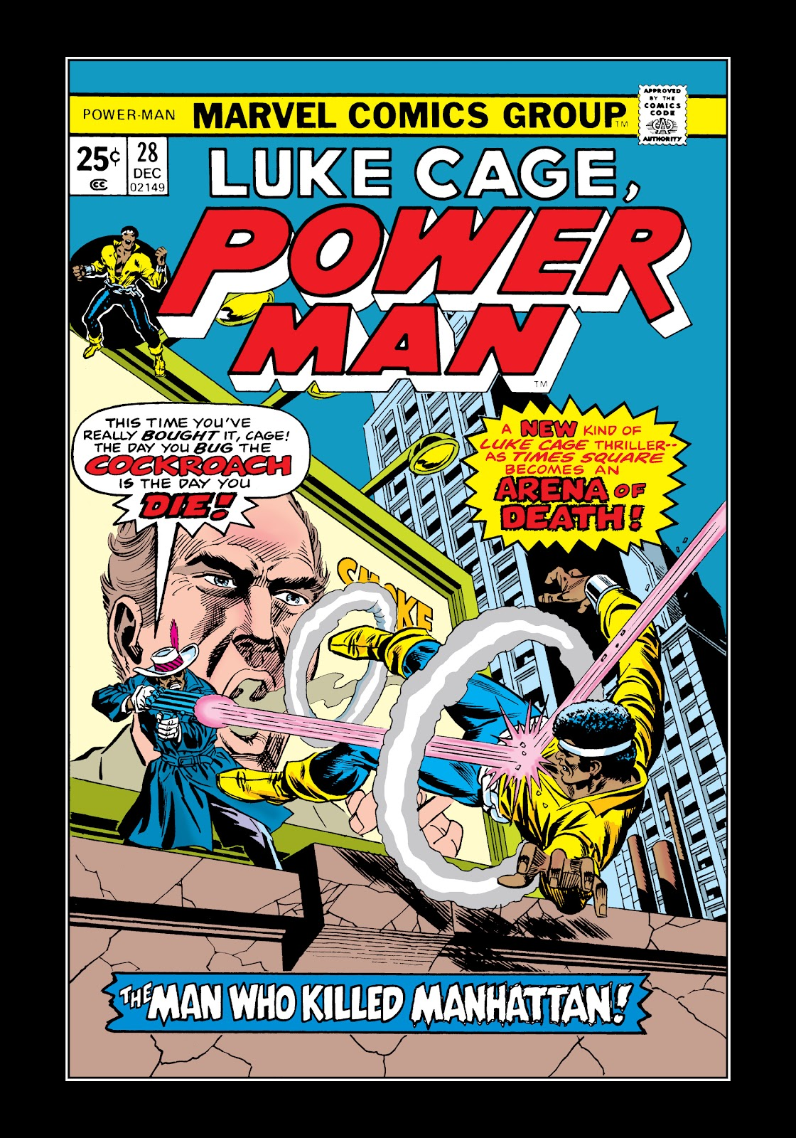 Read online Marvel Masterworks: Luke Cage, Power Man comic -  Issue # TPB 2 (Part 3) - 20