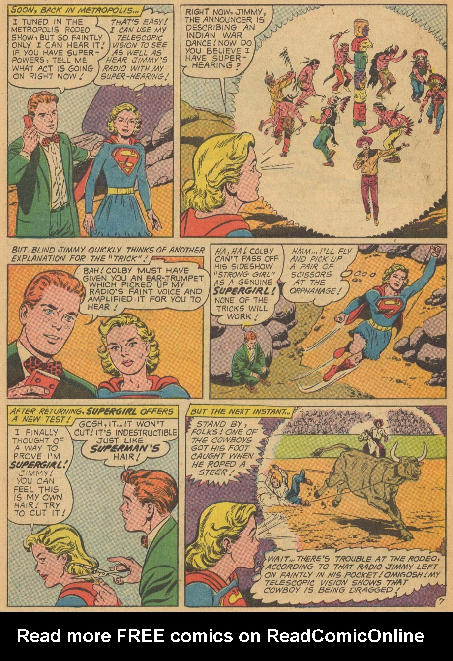 Read online Action Comics (1938) comic -  Issue #343 - 30