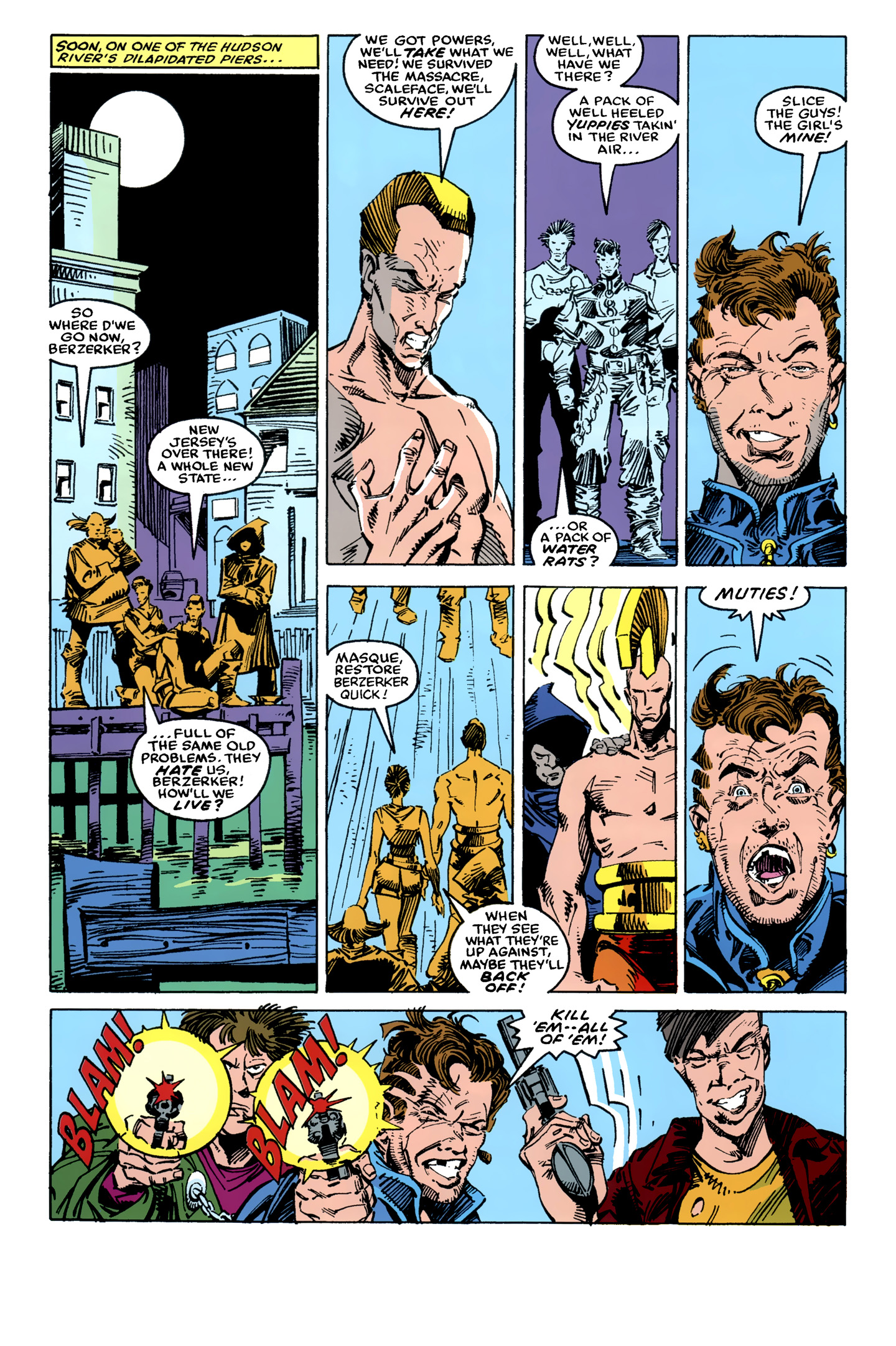 Read online X-Factor (1986) comic -  Issue #11 - 14