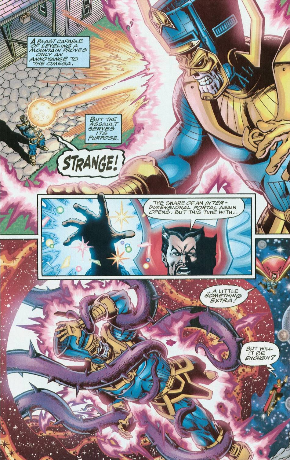 Read online Infinity Abyss comic -  Issue #6 - 26