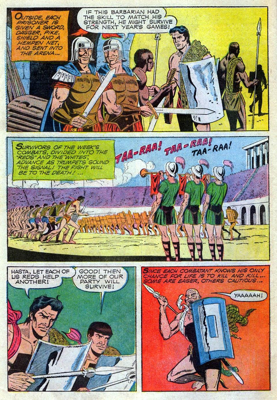 Tarzan (1962) issue 195 - Page 10