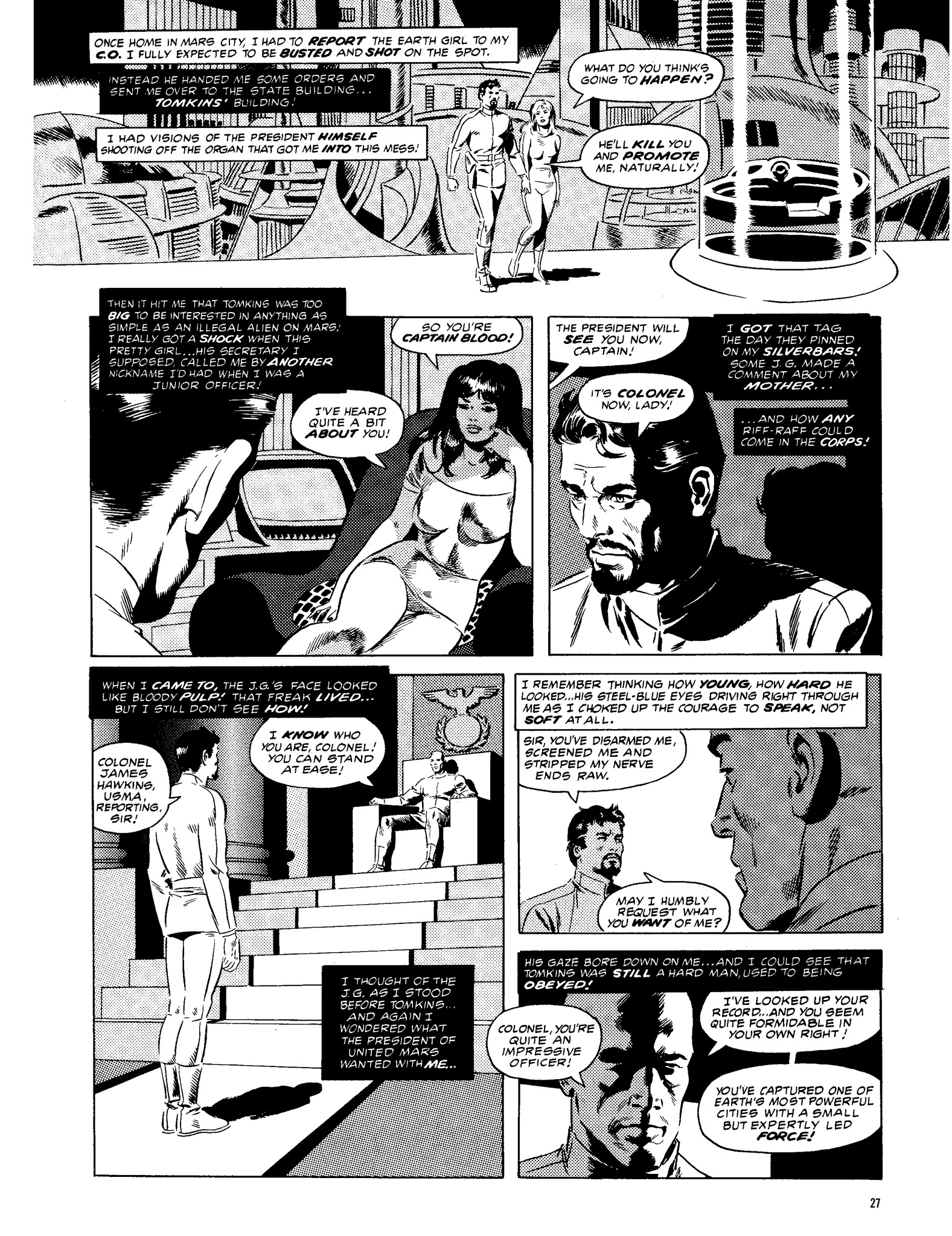 Read online Eerie Archives comic -  Issue # TPB 13 - 28