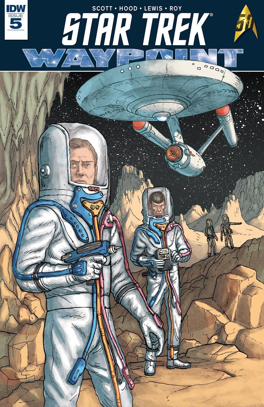 Star Trek: Waypoint 5 Page 1