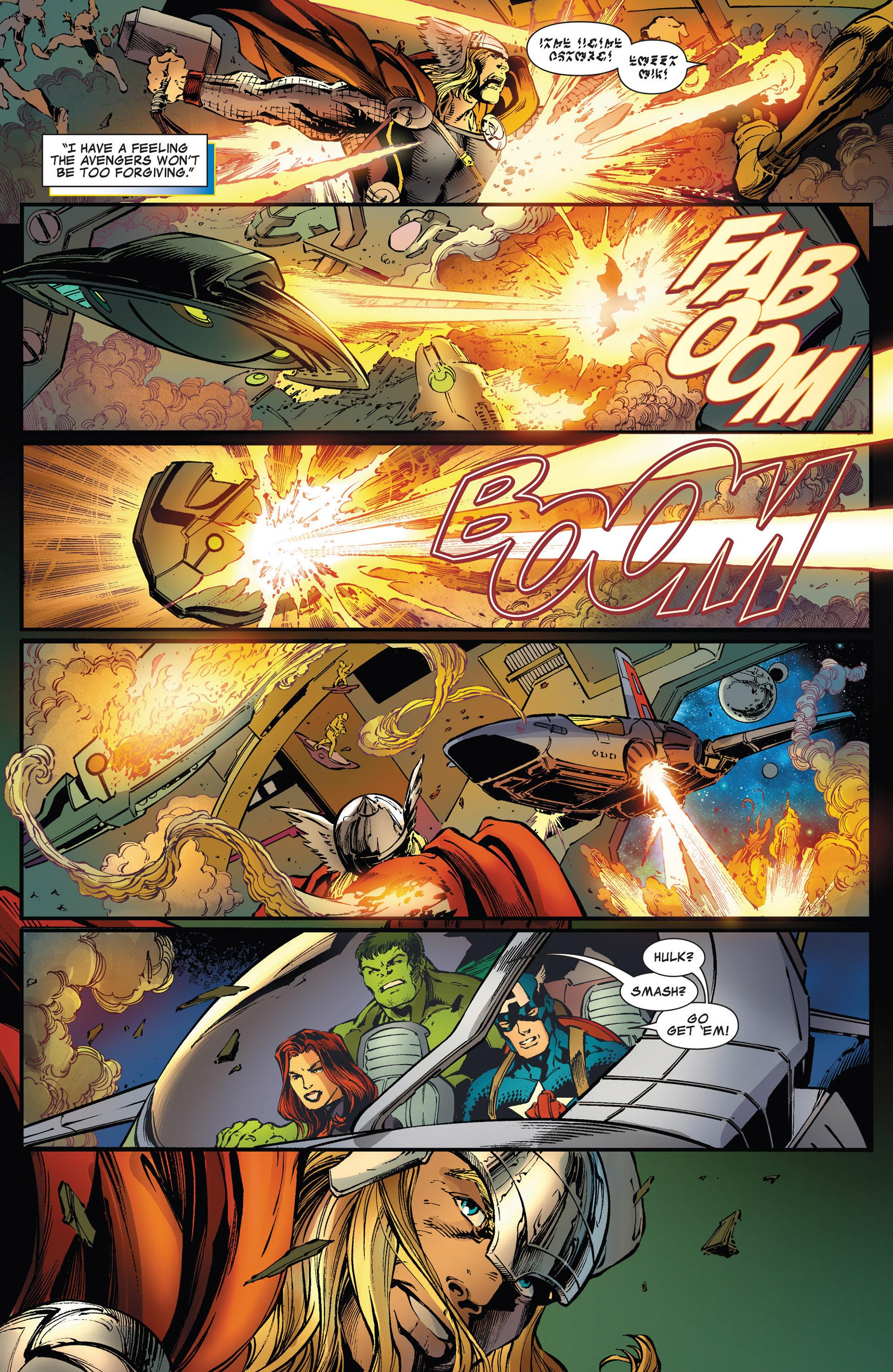 Avengers Assemble (2012) 7 Page 12