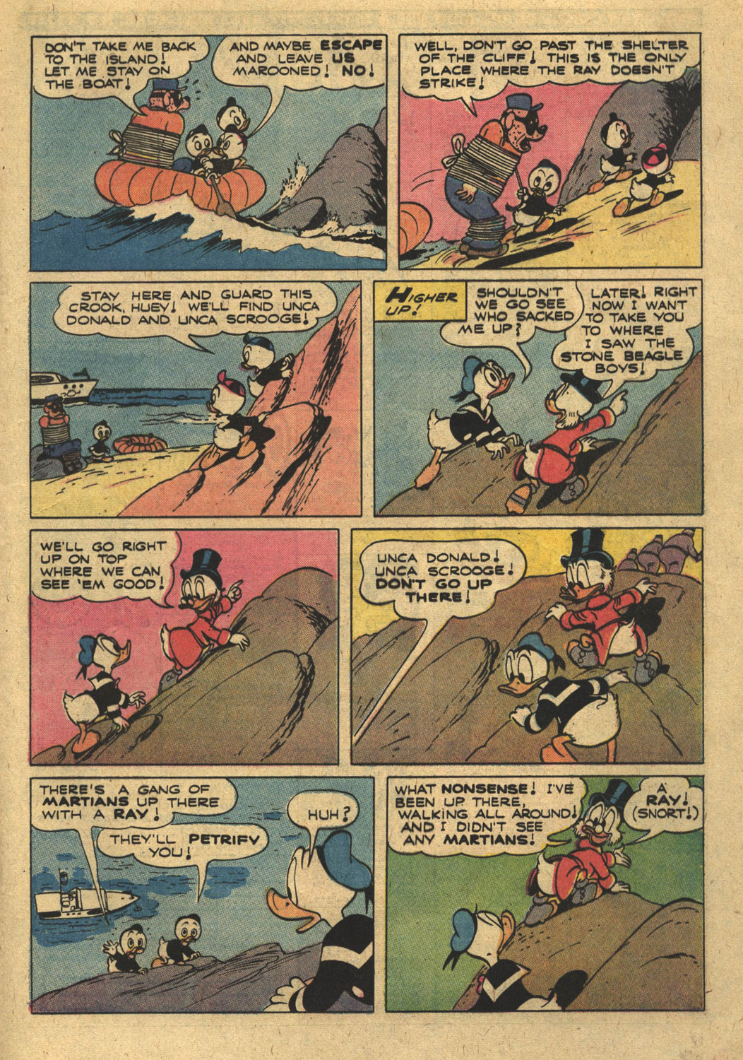 Read online Uncle Scrooge (1953) comic -  Issue #111 - 17
