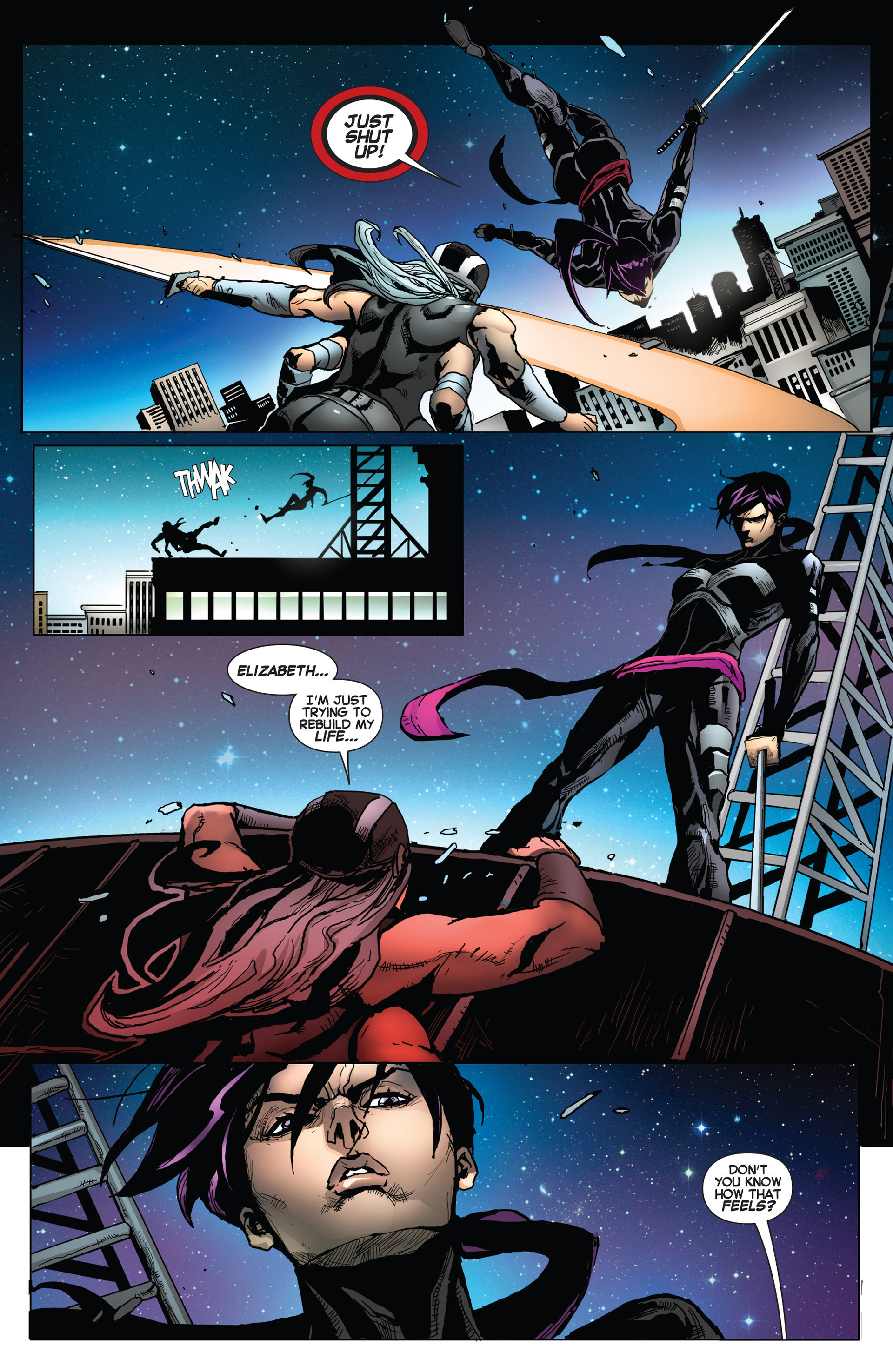 Read online Uncanny X-Force (2013) comic -  Issue #6 - 14