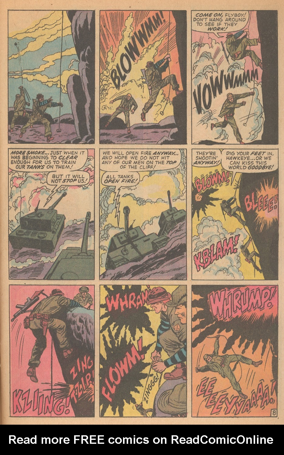 Read online Sgt. Fury comic -  Issue #98 - 13