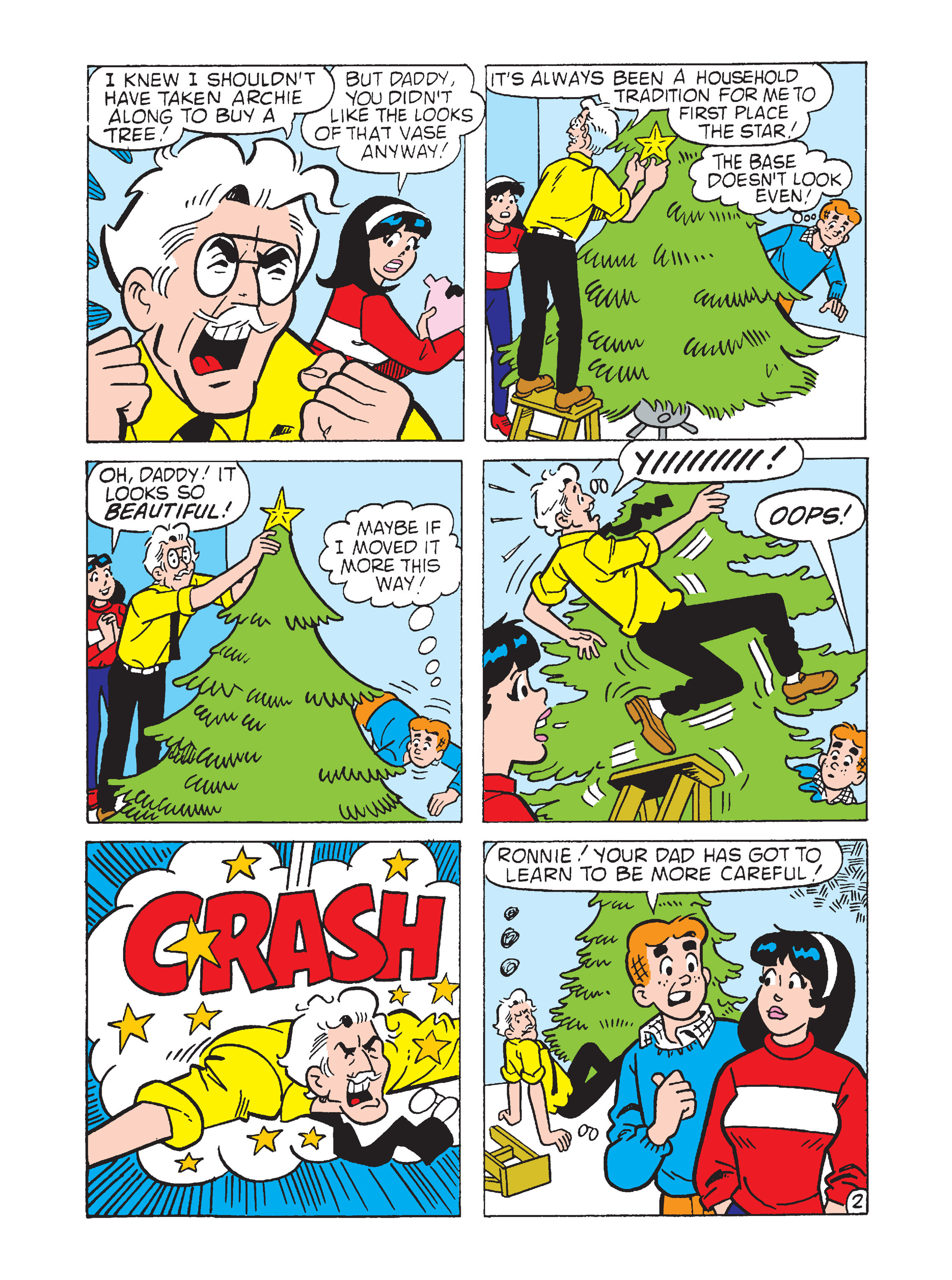 Read online Archie Comics Super Special comic -  Issue #7 - 10
