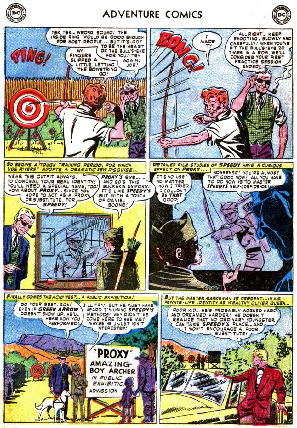 Read online Adventure Comics (1938) comic -  Issue #179 - 39