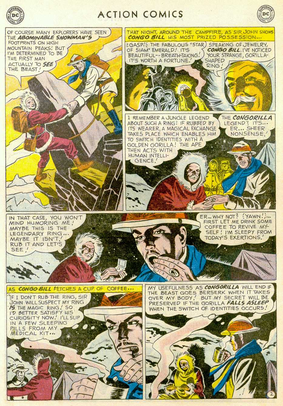 Read online Action Comics (1938) comic -  Issue #255 - 18