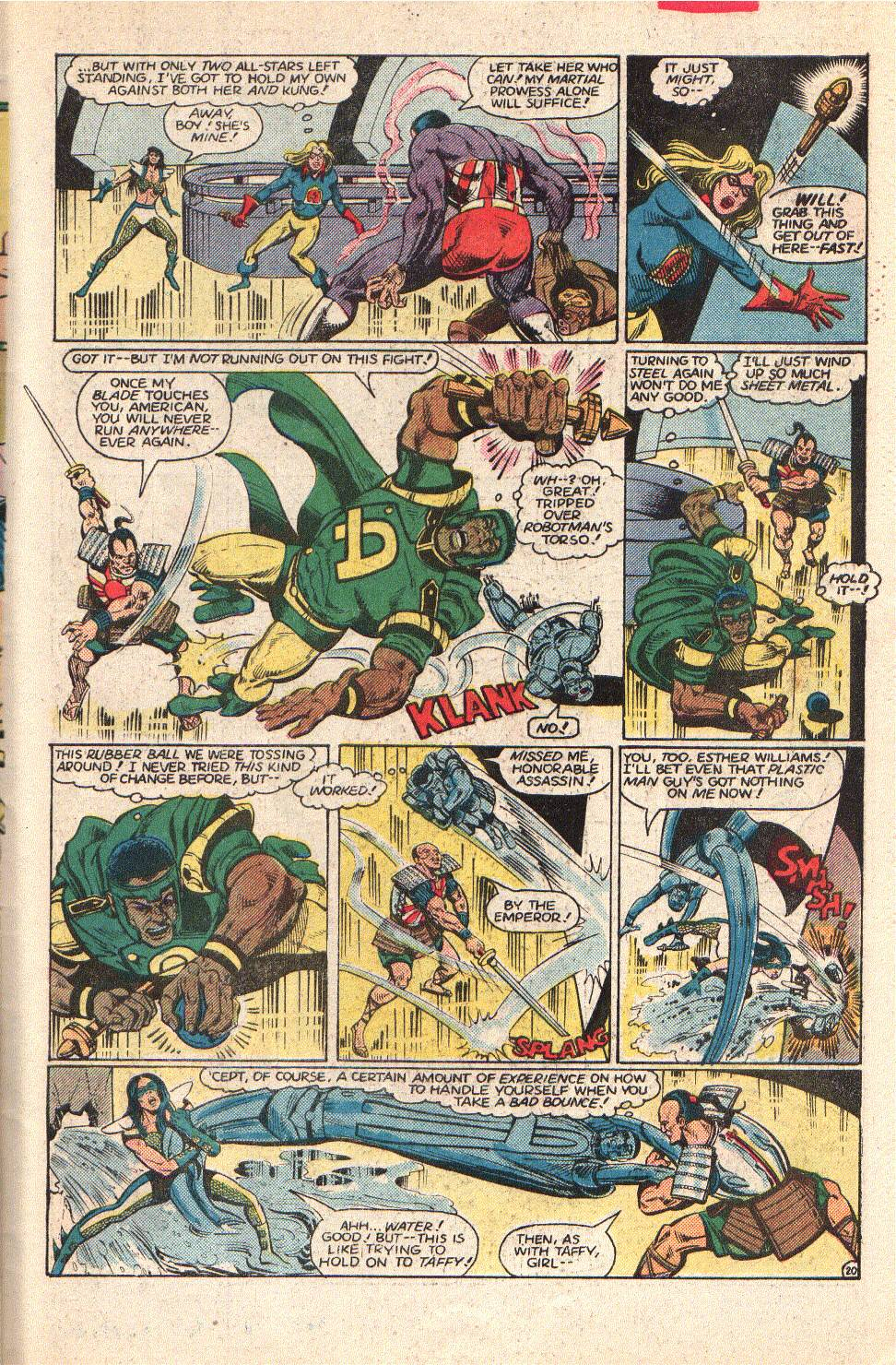 Read online All-Star Squadron comic -  Issue #42 - 27