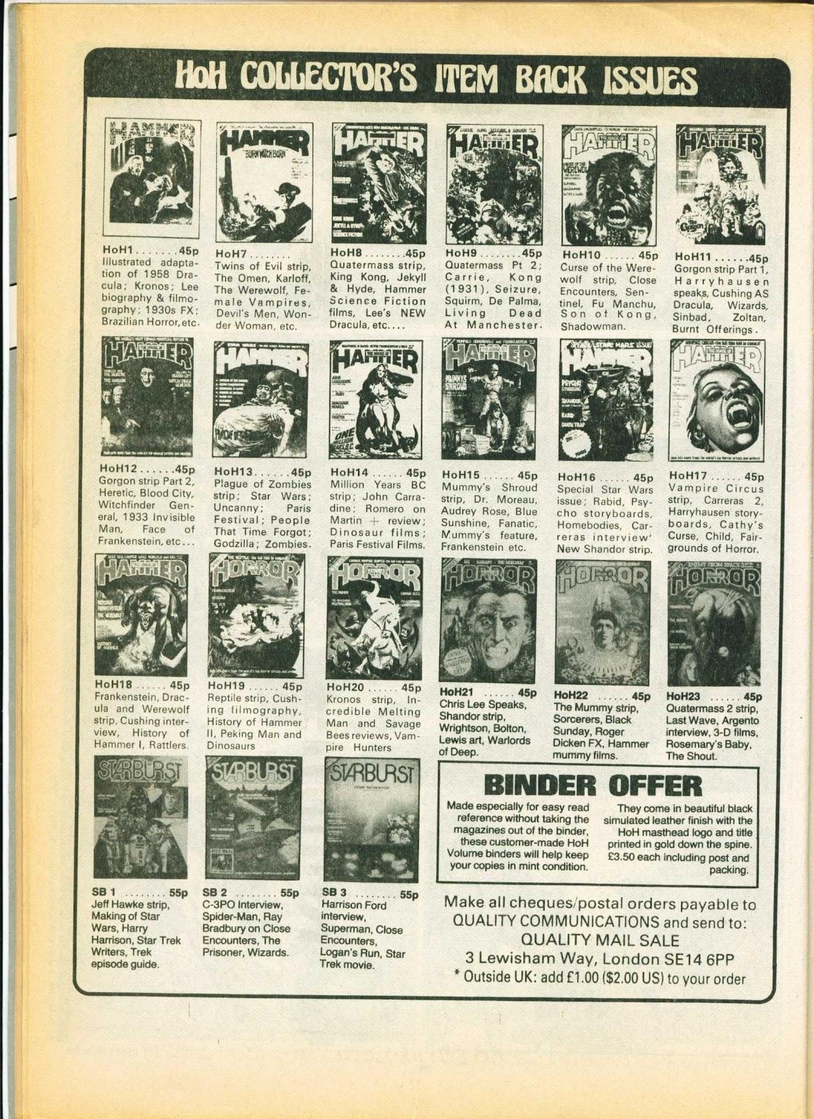Warrior Issue #6 #7 - English 32