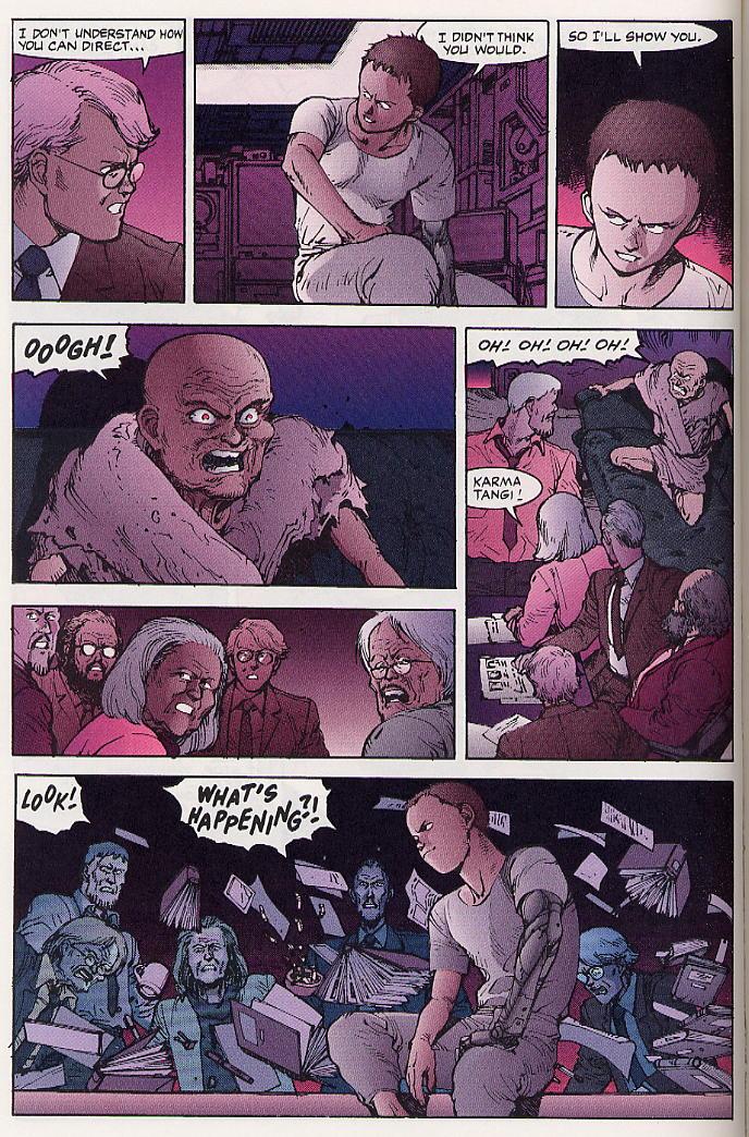 Read online Akira comic -  Issue #26 - 63