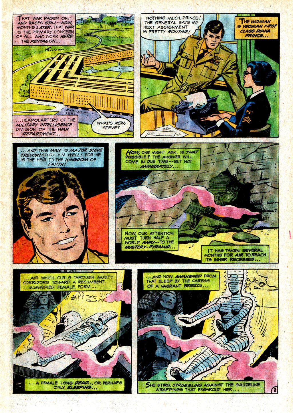 Read online Wonder Woman (1942) comic -  Issue #231 - 5