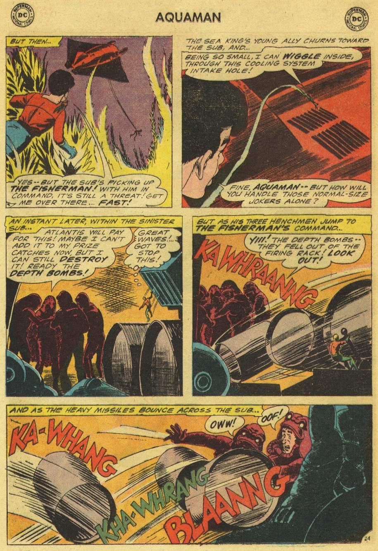 Aquaman (1962) Issue #21 #21 - English 32