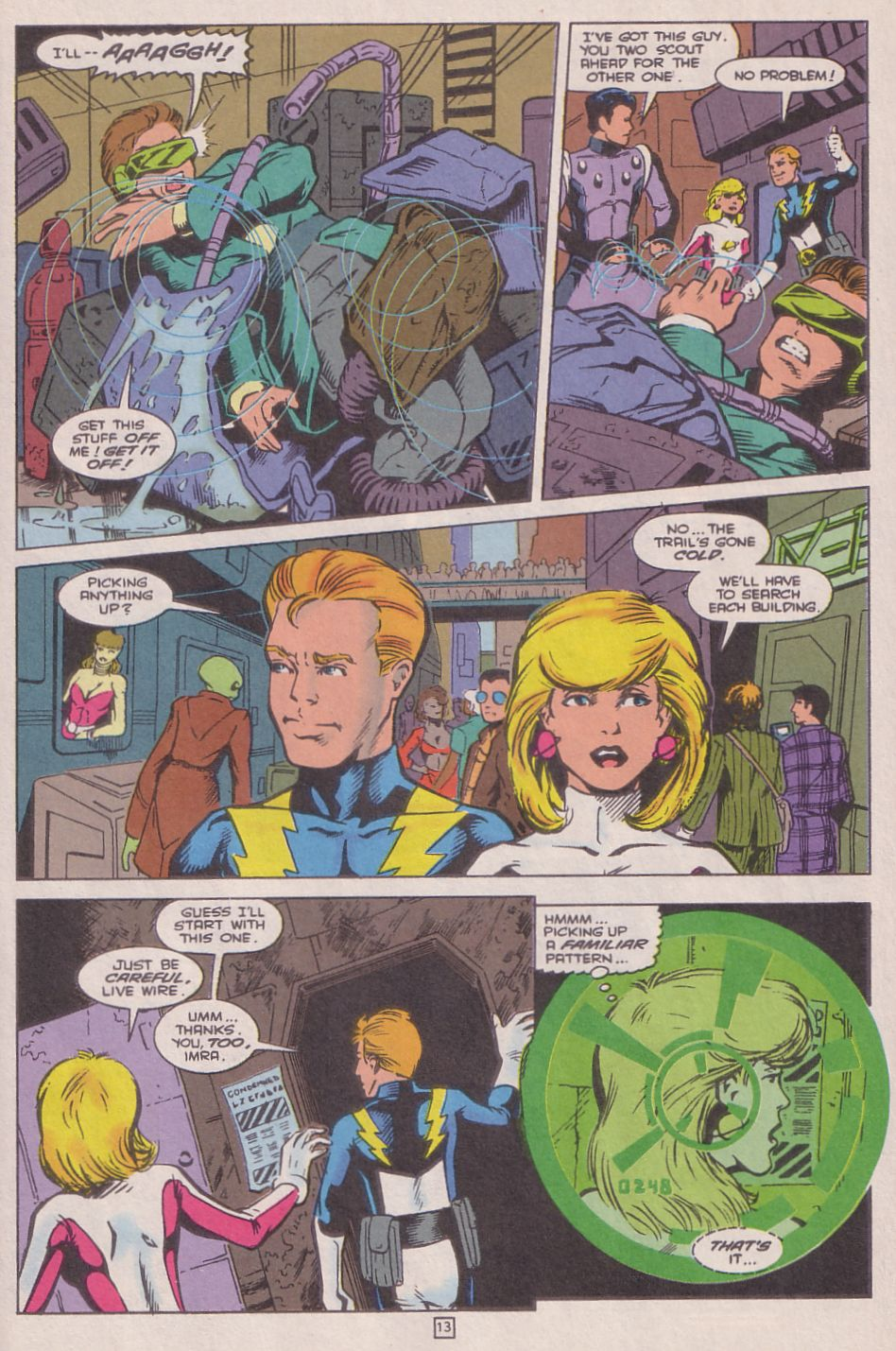 Legionnaires issue 0 - Page 14